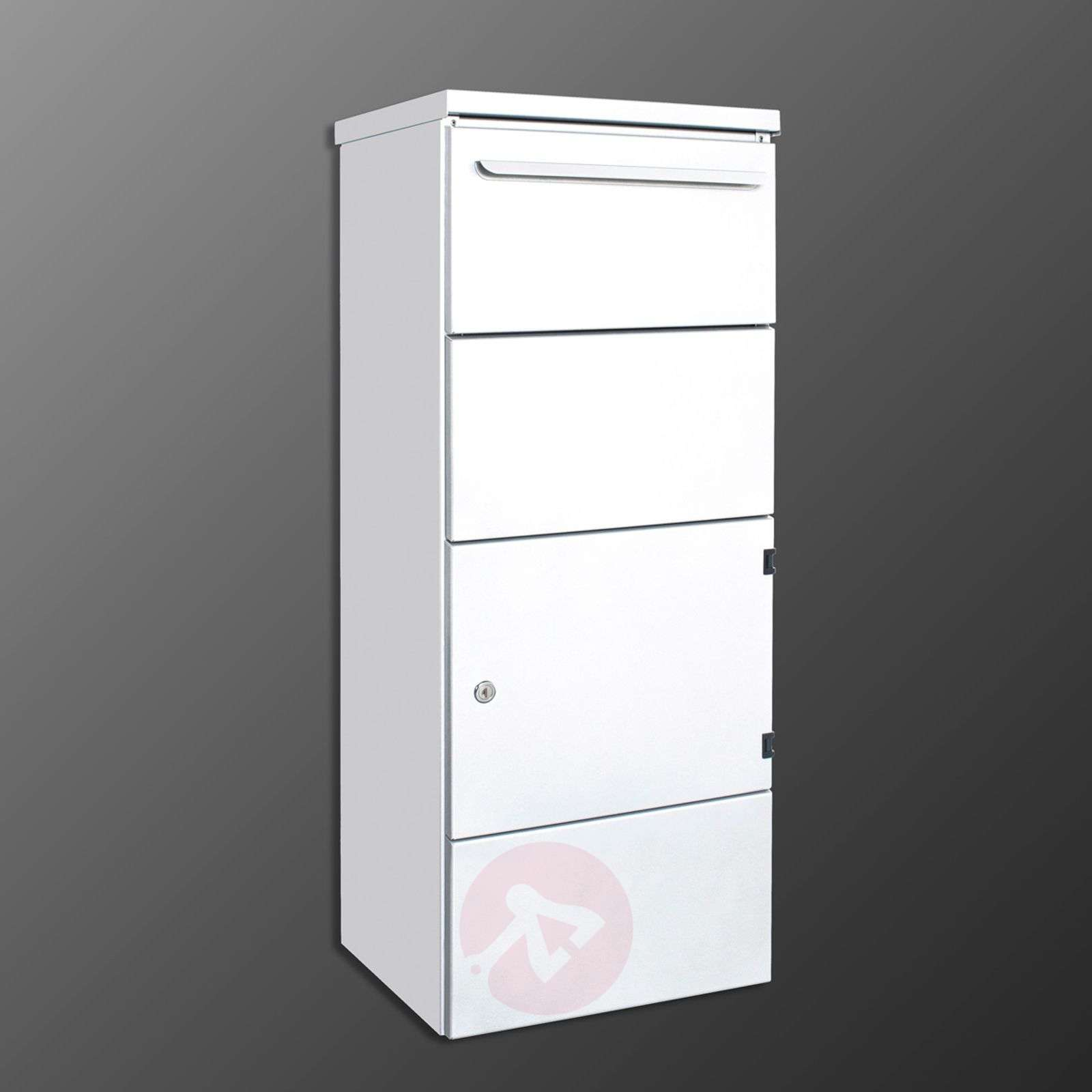 In white free-standing letterbox Toronto-5540027-01
