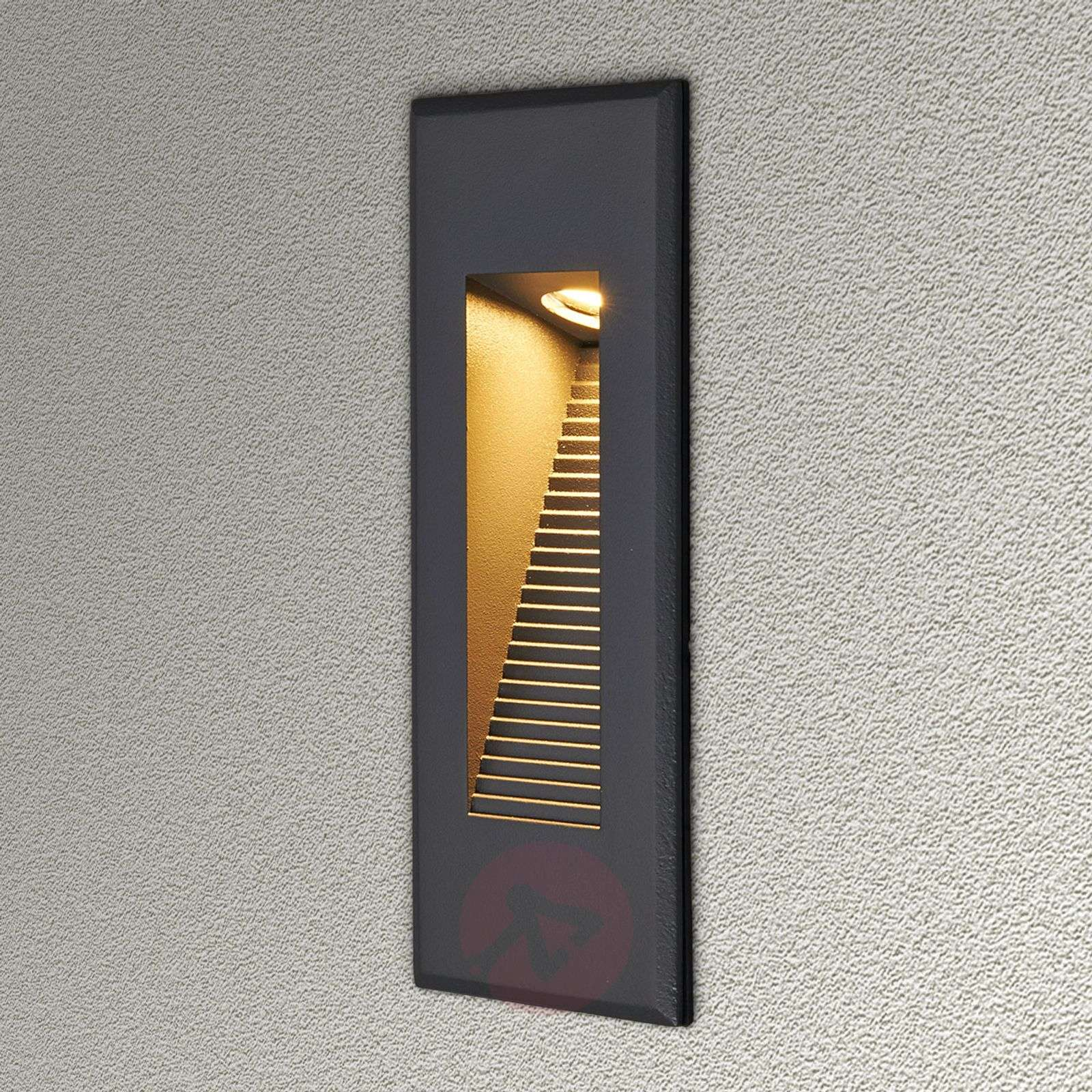 Indirect shining LED installed wall light Nuno-9616037-01