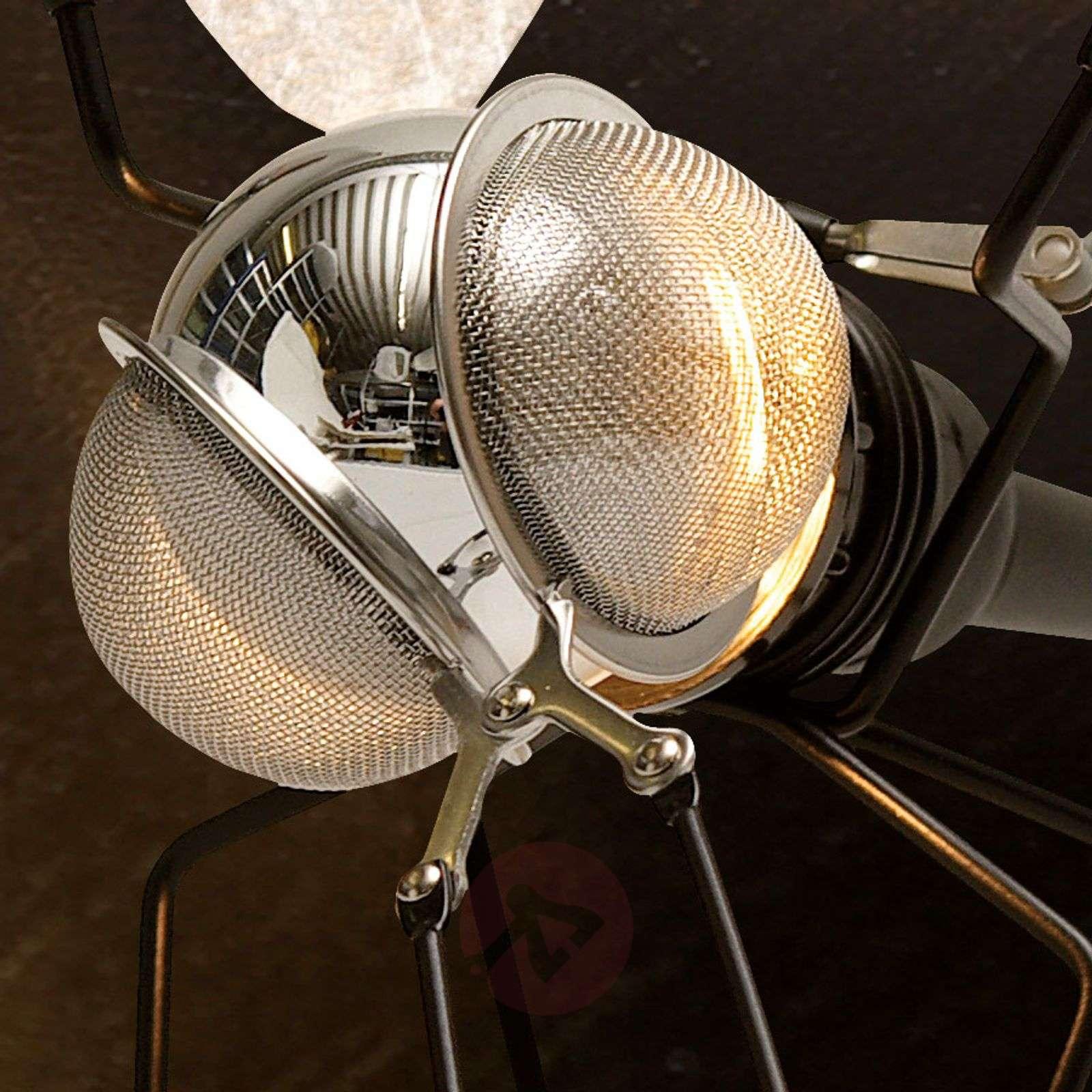 Ingenious designer wall light MADEMOISELLE FILOU-7250003-01