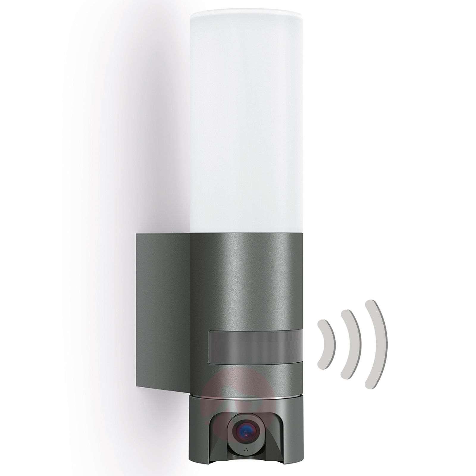 Intelligent sensor LED wall light L 600 Cam-8505730-01