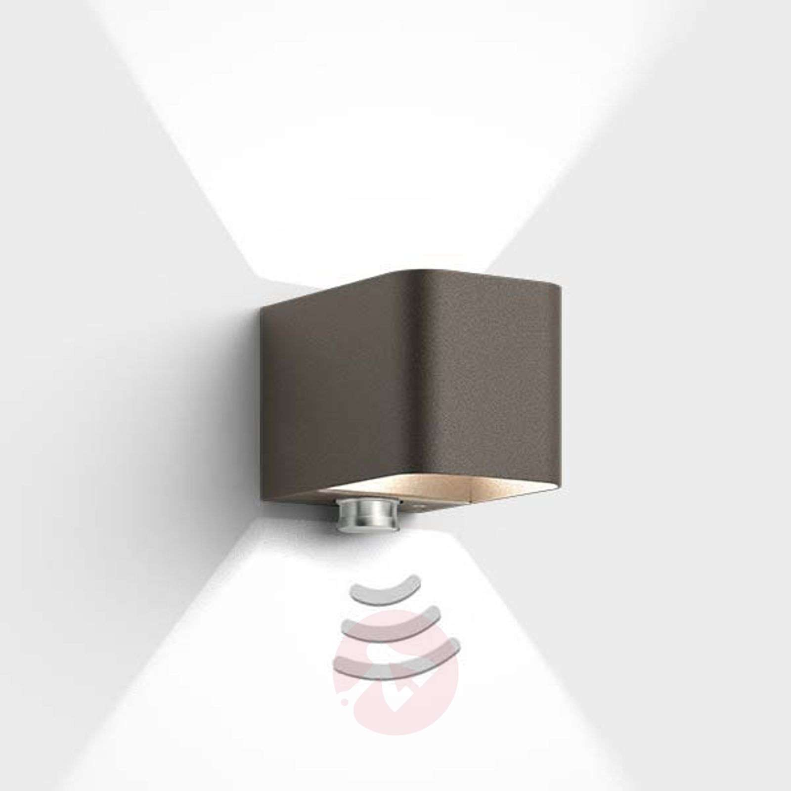 Intro Control LED outdoor wall lamp-5036027X-01