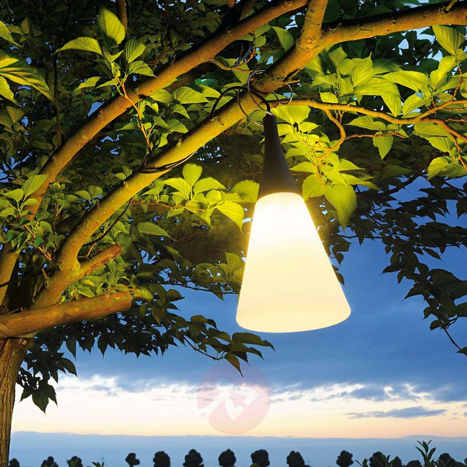 IP44 Plenum Swing Exterior Pendant Lamp-5504475-01