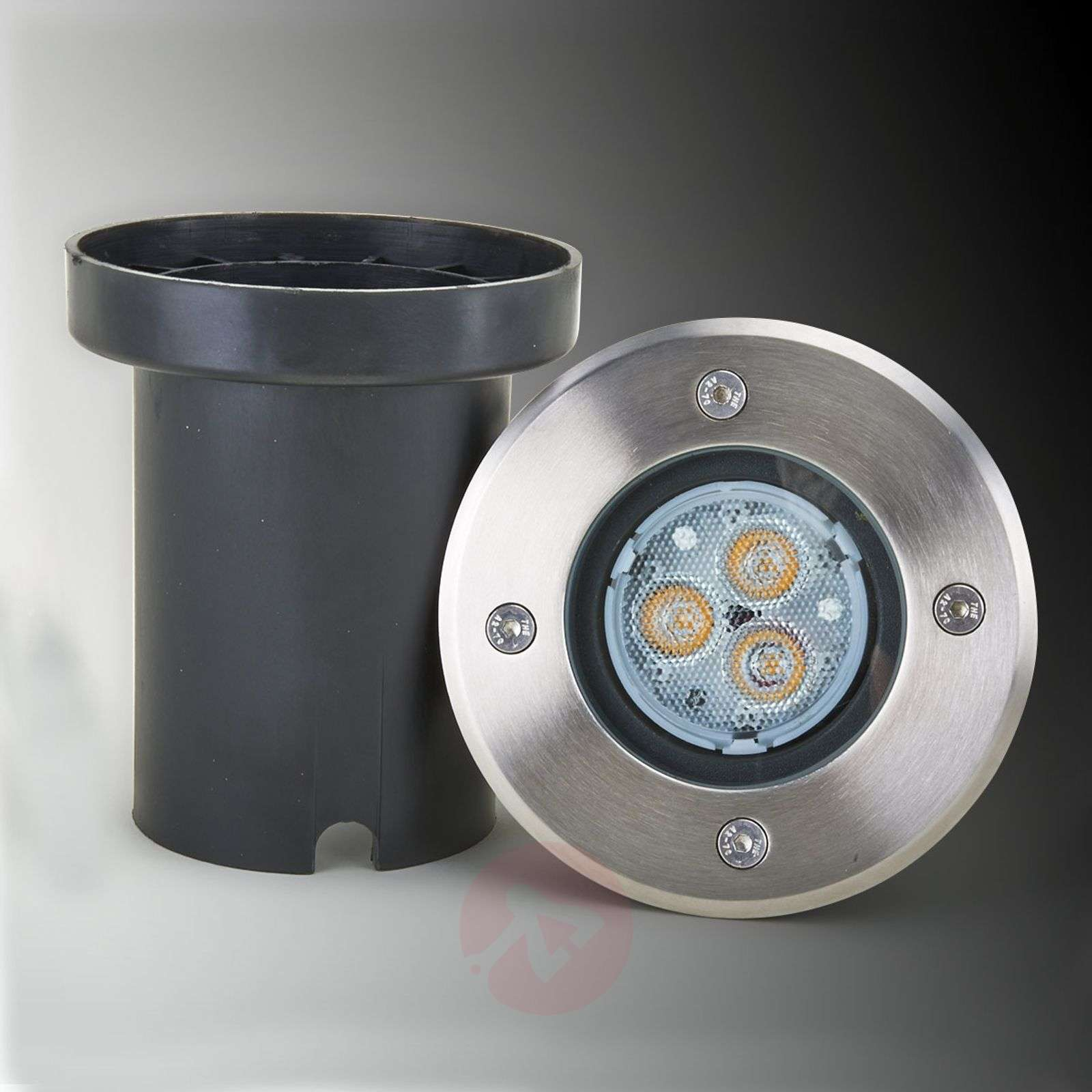 IP67 LED installed ground light Ava, round-9616025-01
