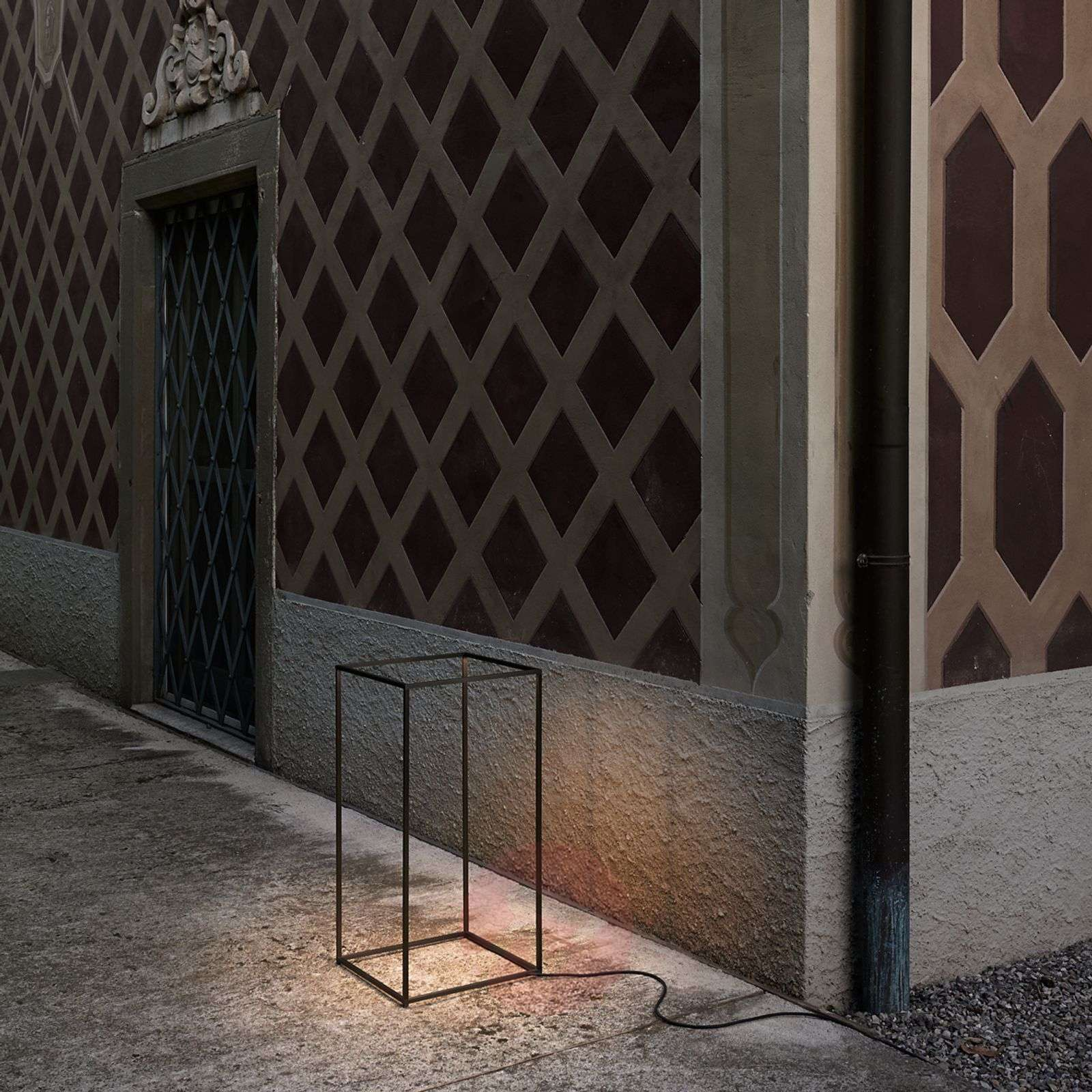 Ipnos Designer Exterior Wall Lamp by FLOS, LED-3510302-08