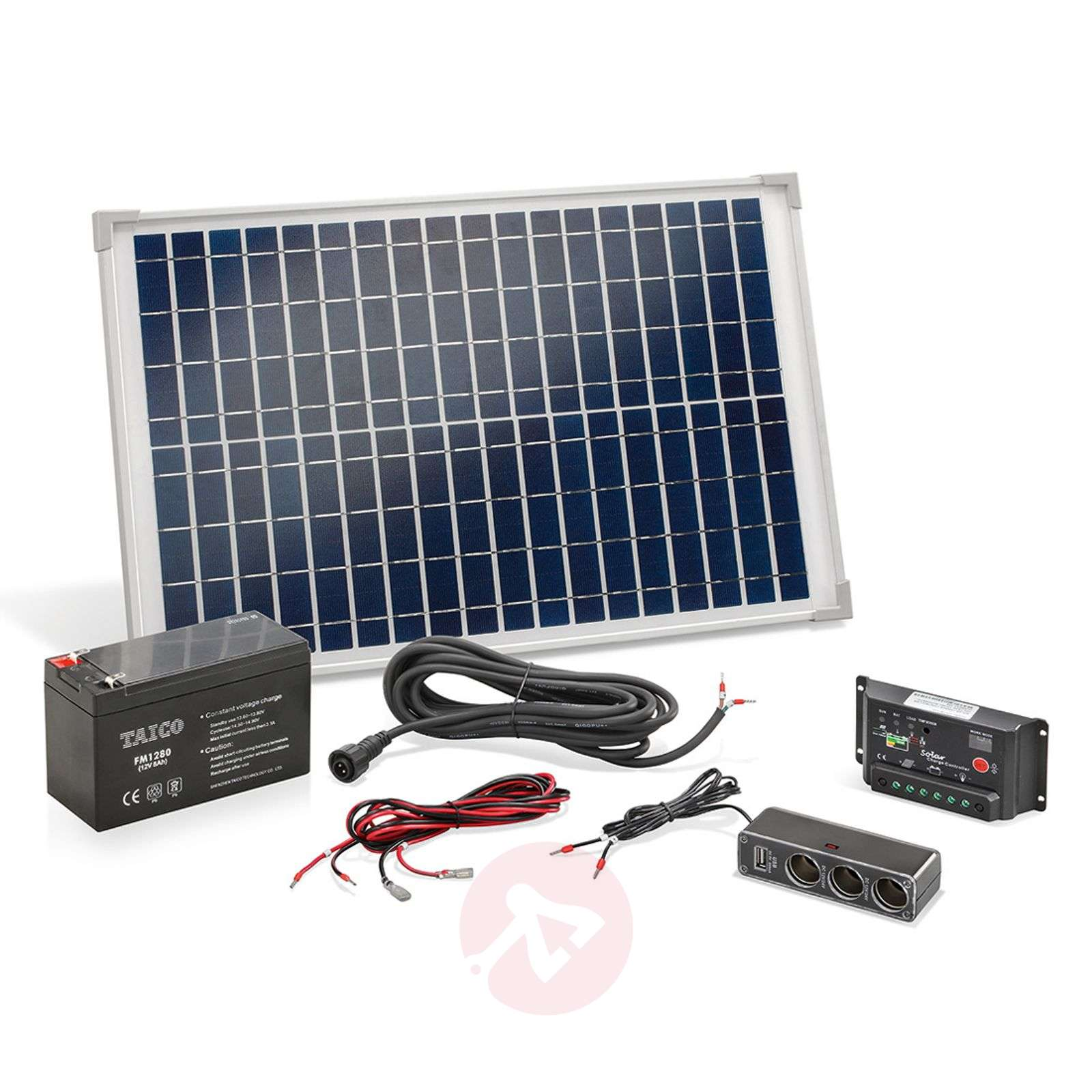 Island system 20 W solar power kit-3012531-01
