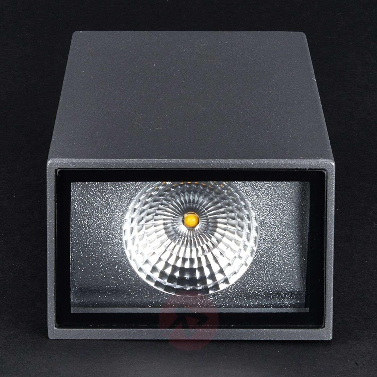 Jale LED outdoor wall light made of aluminium-9618017-01
