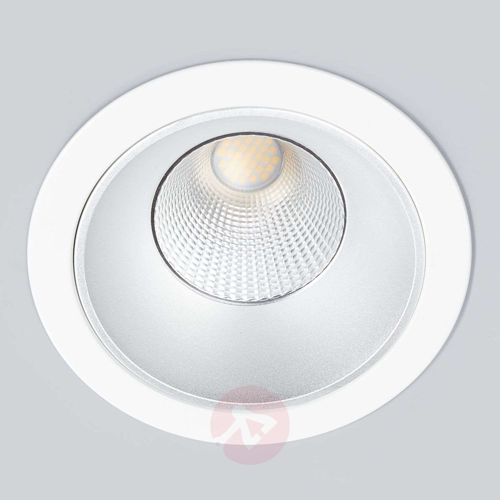 Jannis led recessed light in white lights jannis led recessed light in white 9978042 02 aloadofball Gallery