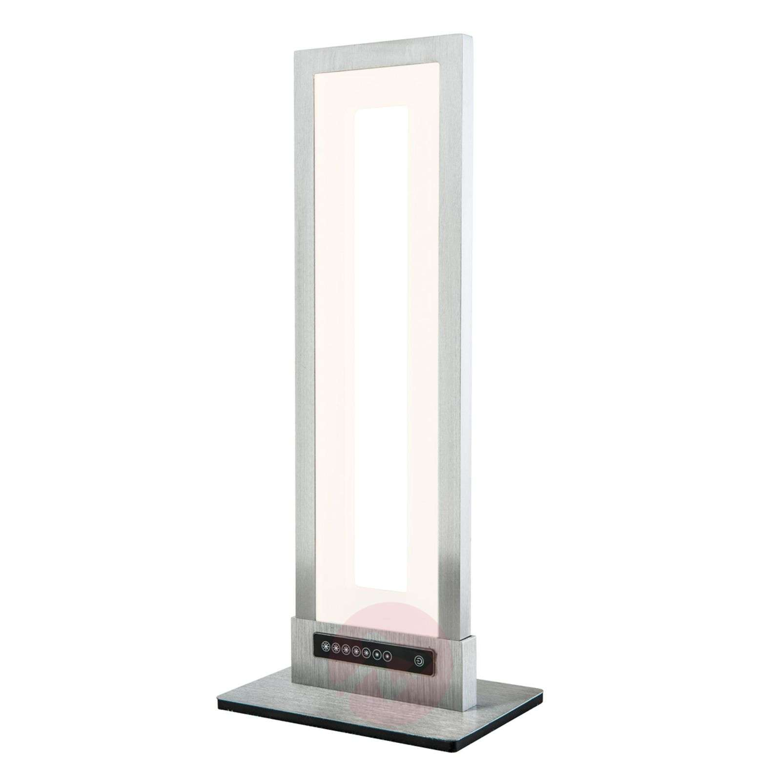 Jano modern led table lamp with dimmer lights jano modern led table lamp with dimmer 7007579 01 aloadofball Choice Image