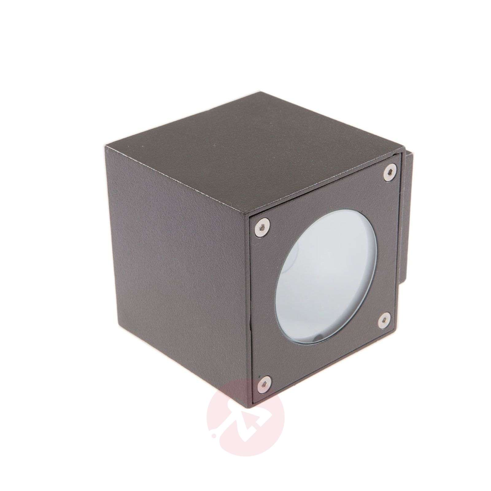 Jarno LED outdoor wall light, graphite-9616007-01