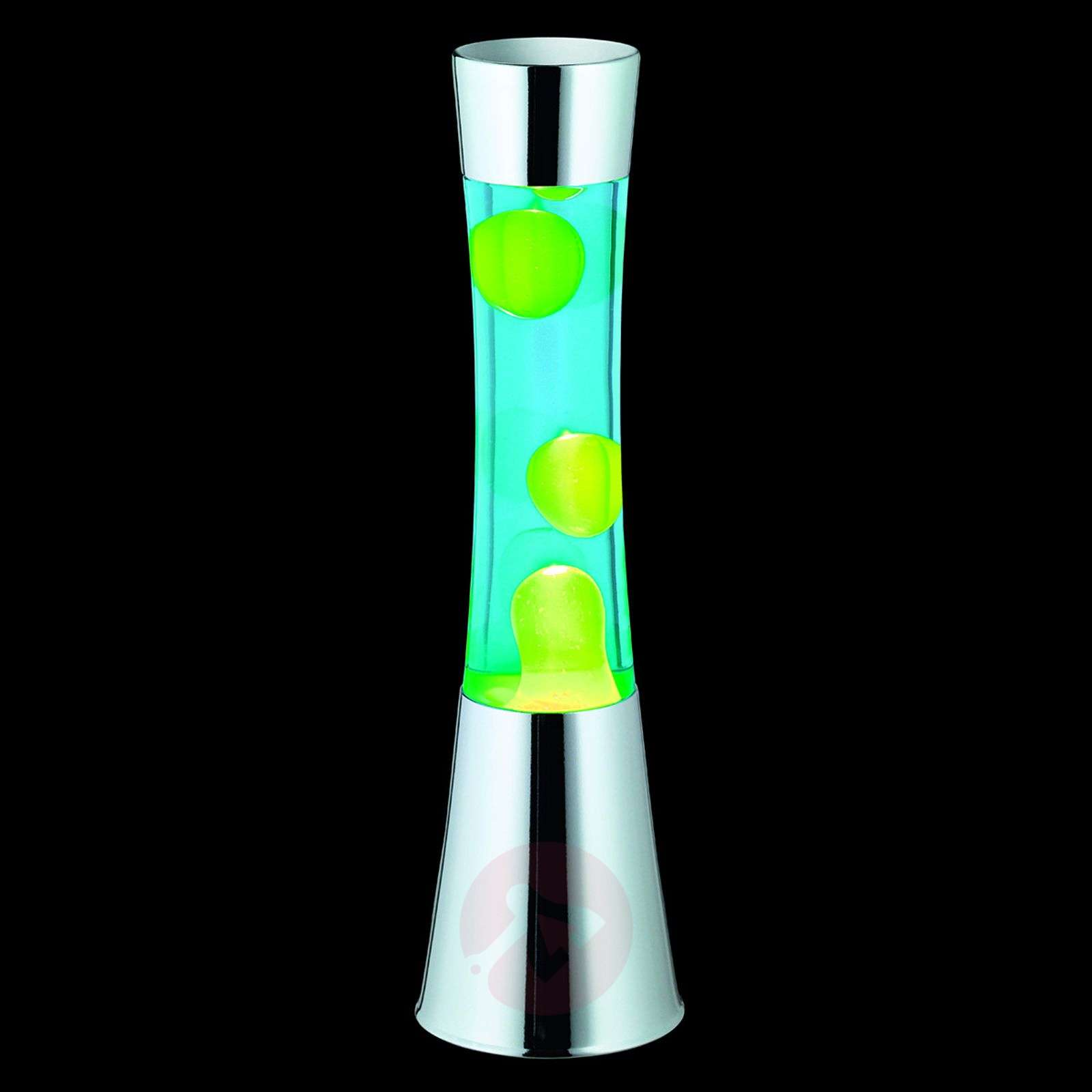 Jarva lava lamp with green lava-8029073-01
