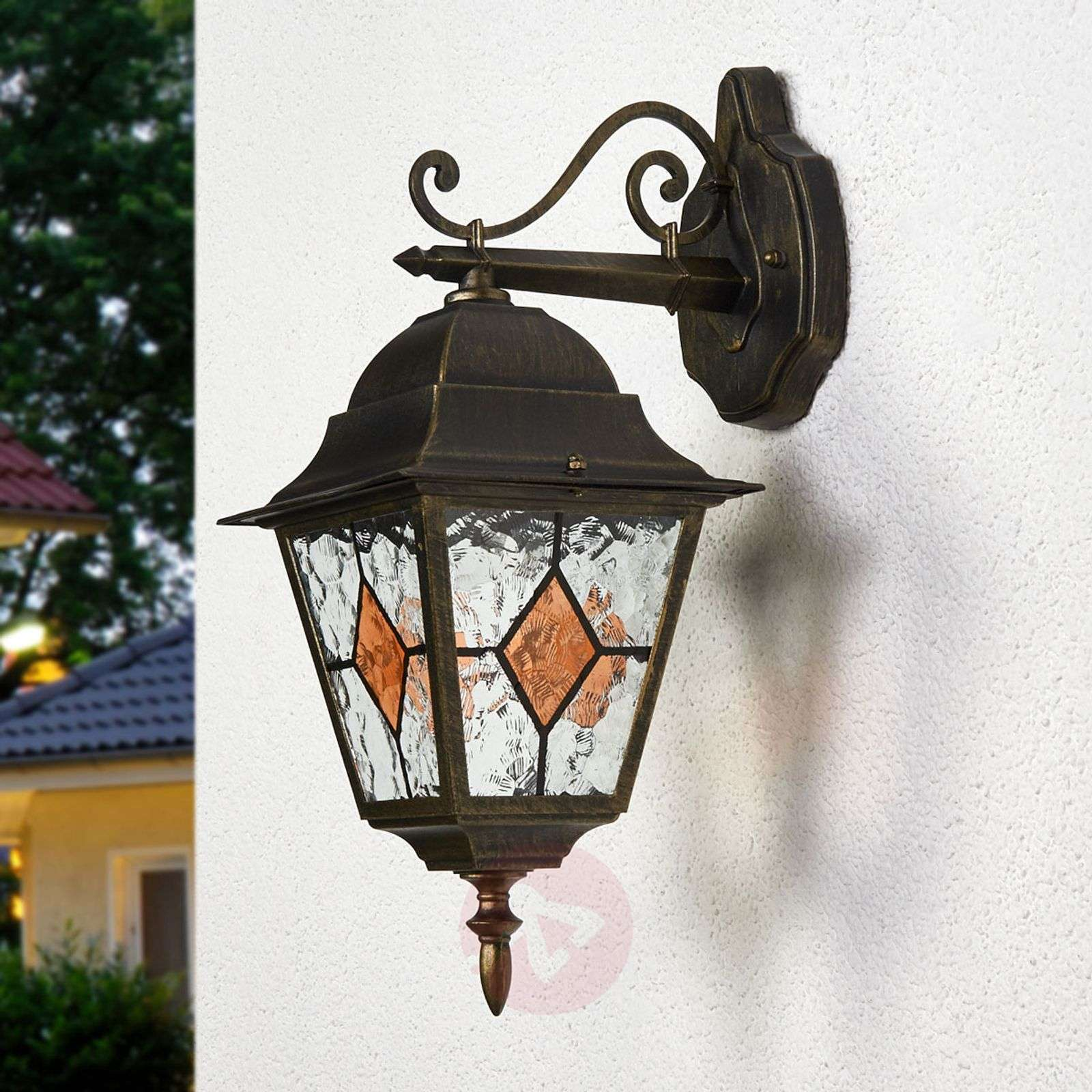 Jason traditional outdoor wall light-1507257-01