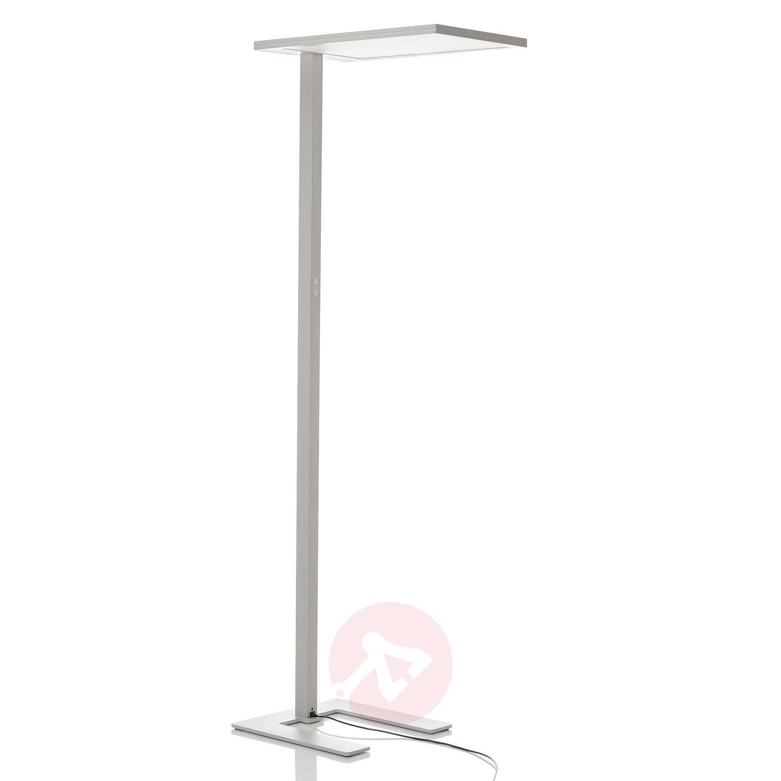 Javier LED office floor lamp, direct-indirect-3056018-01