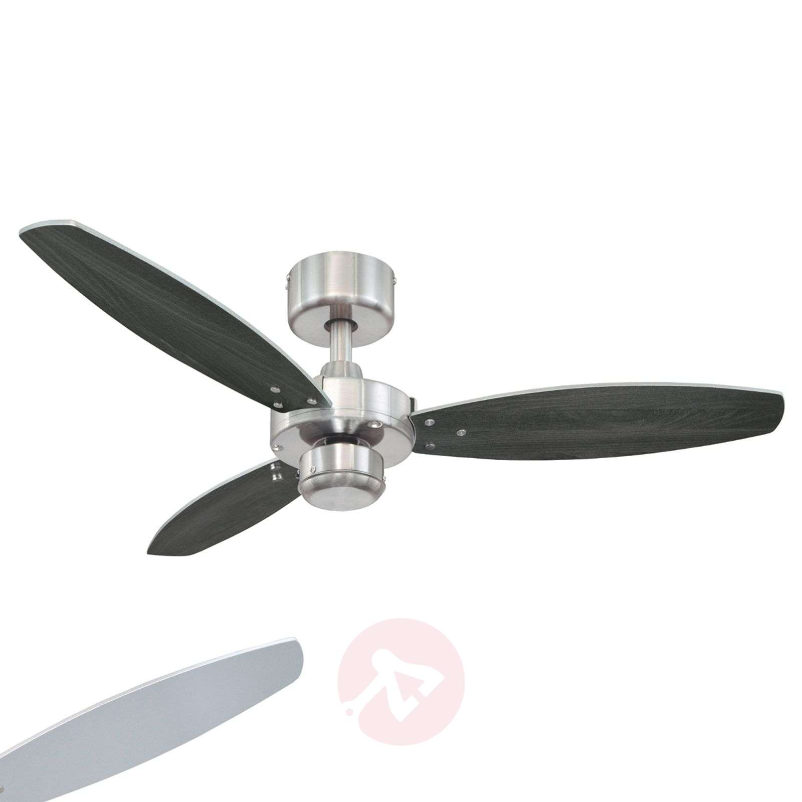 Jet I modern ceiling fan with pull switch-9602229-02