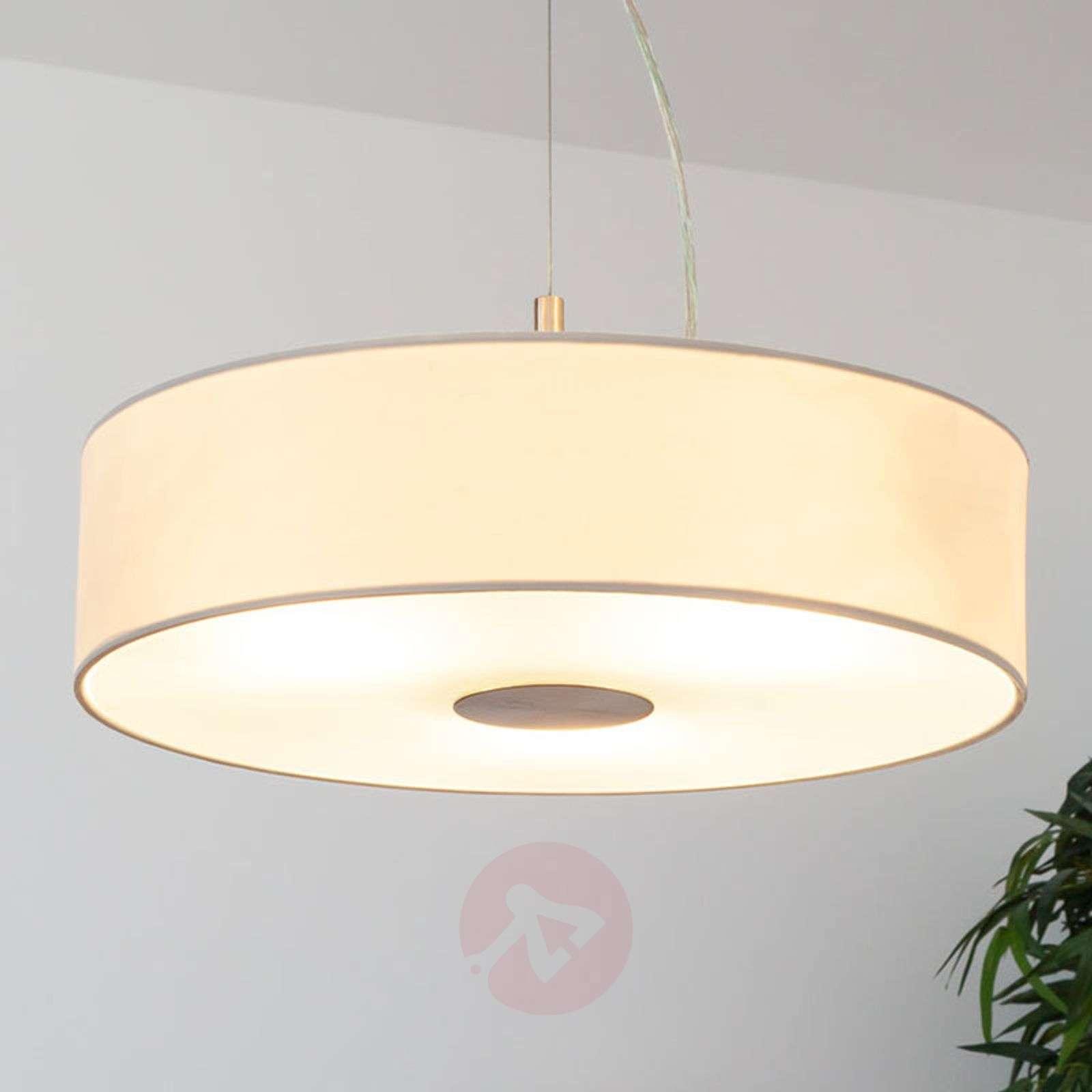 Josia elegant pendant lamp in white-9620046-01