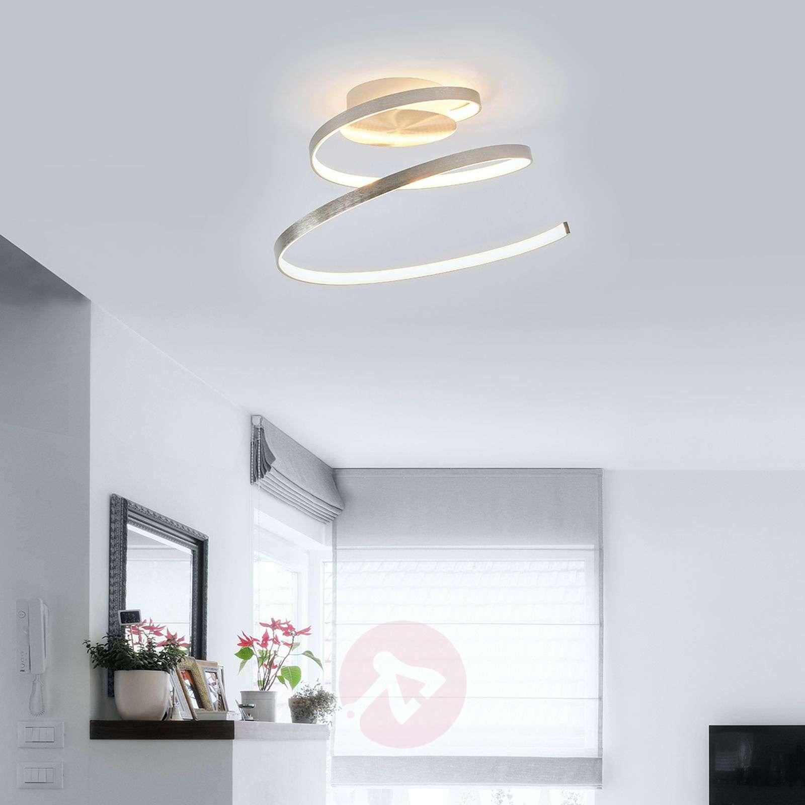 Junus spiral-shaped LED ceiling light-9985038-01