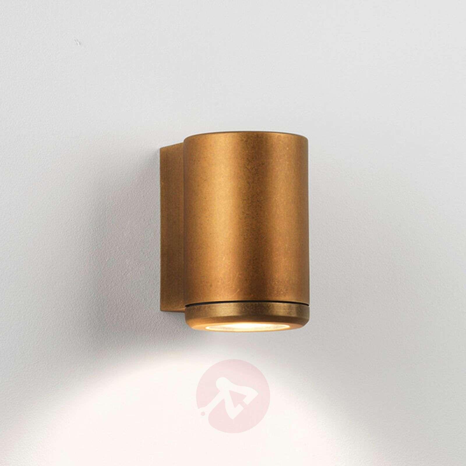 Jura Single high-quality brassoutdoor wall light-1020575-01
