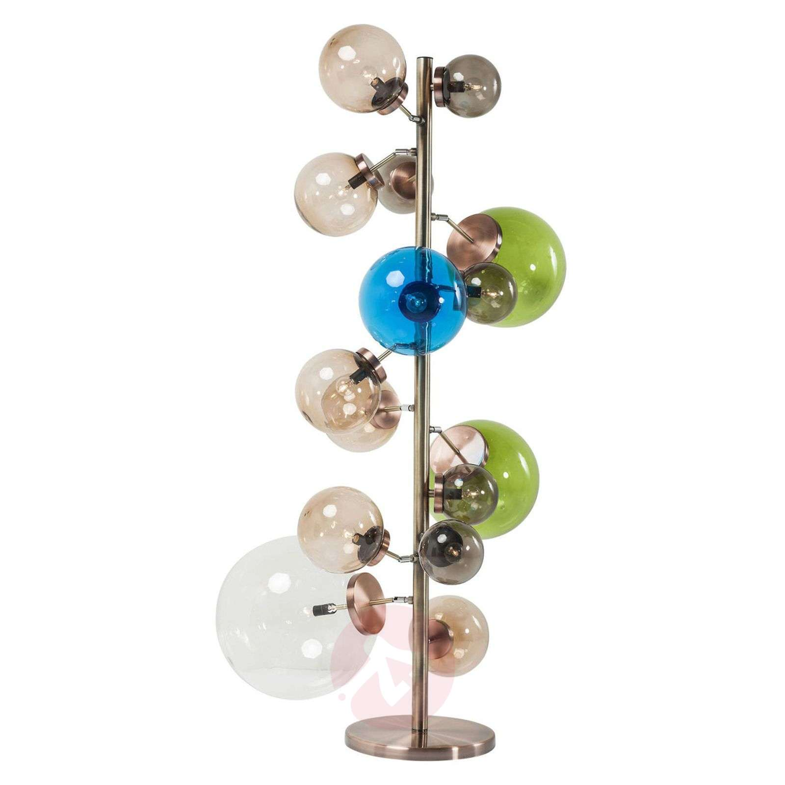 KARE Balloon floor lamp with acrylic globes-5517431-01