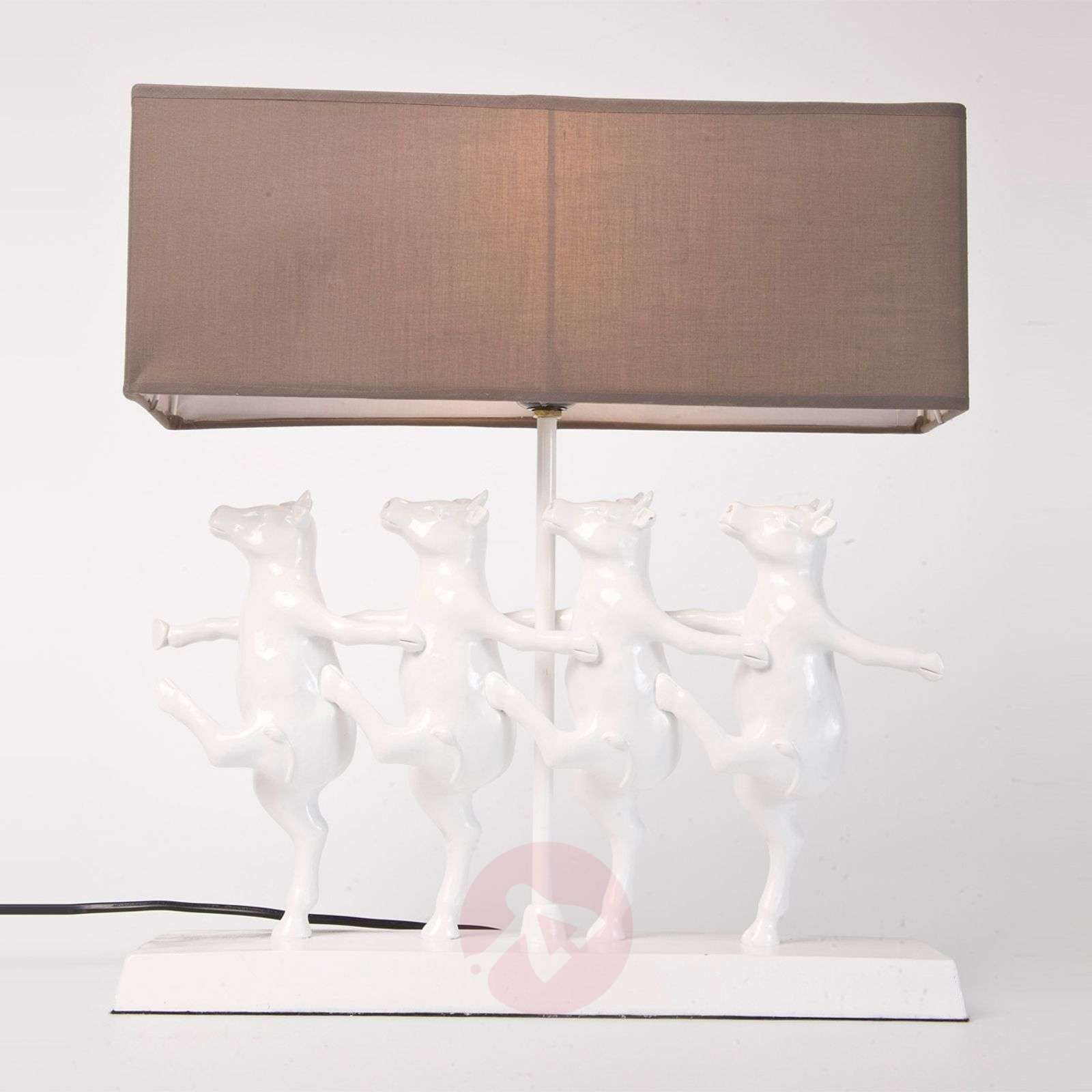 KARE Dancing Cows funny table lamp-5517080-01