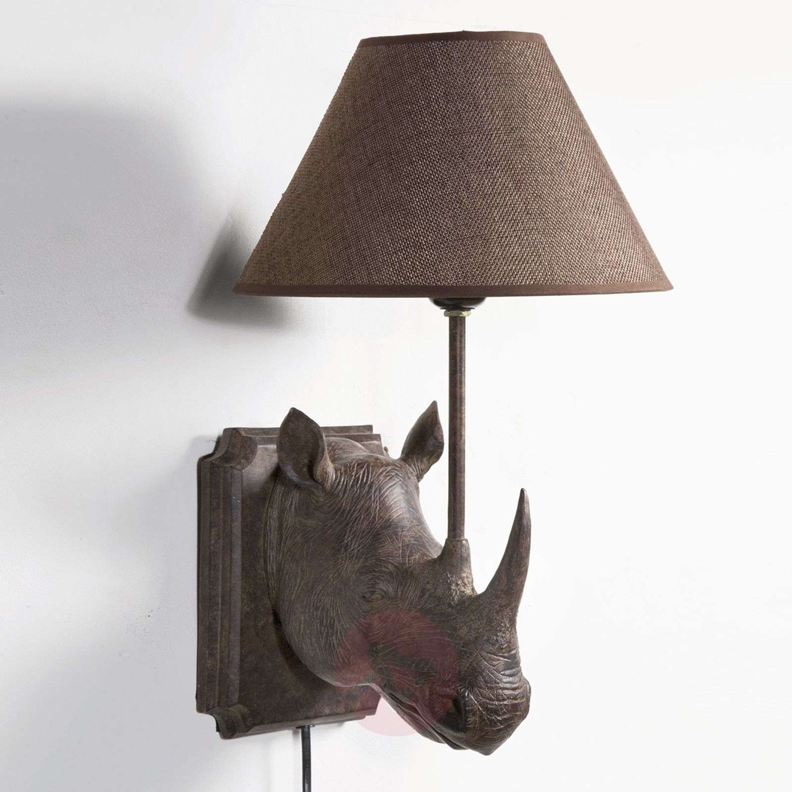 KARE RHINO wall light with that certain something-5517142-01