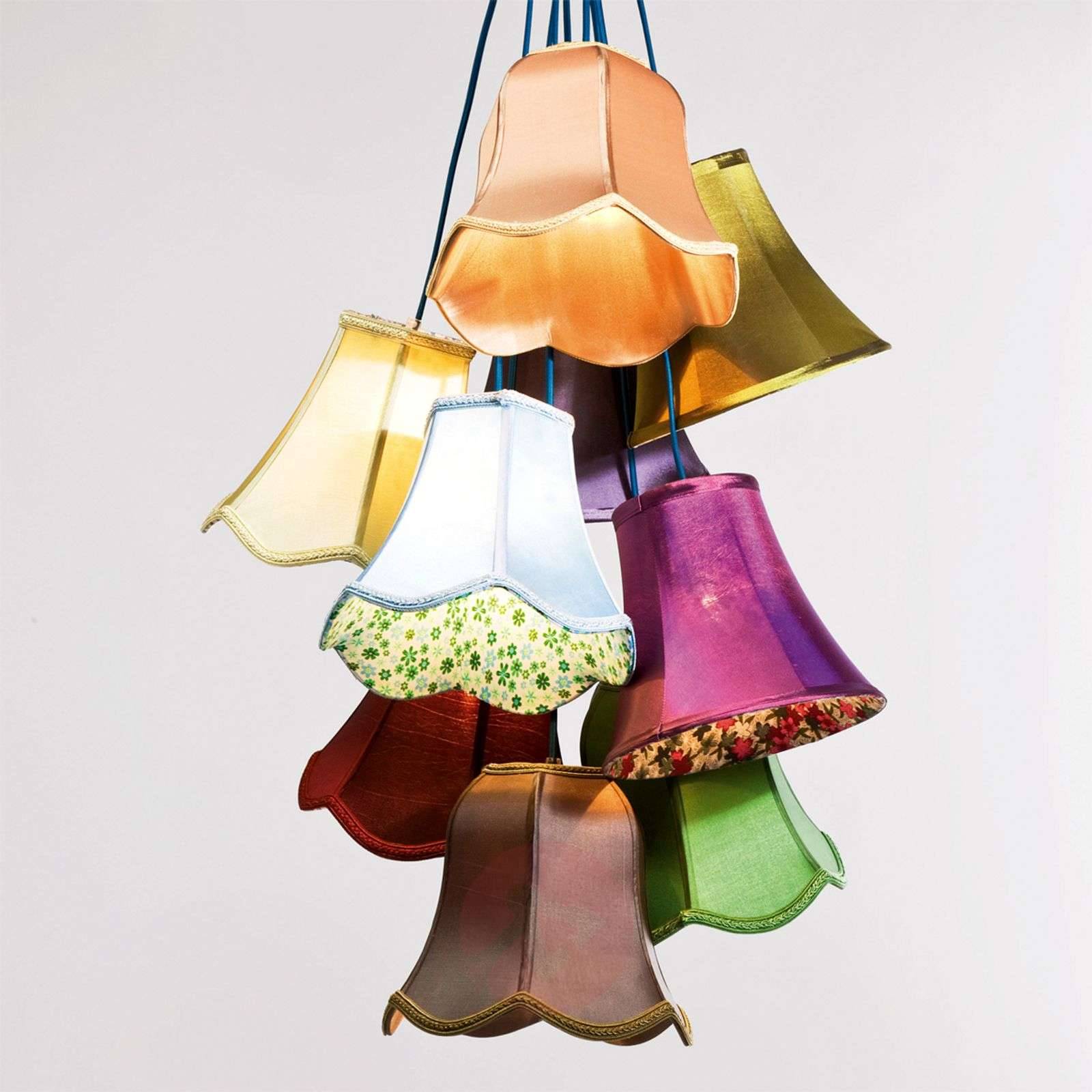 KARE Saloon Flower colourful hanging light-5517147-01