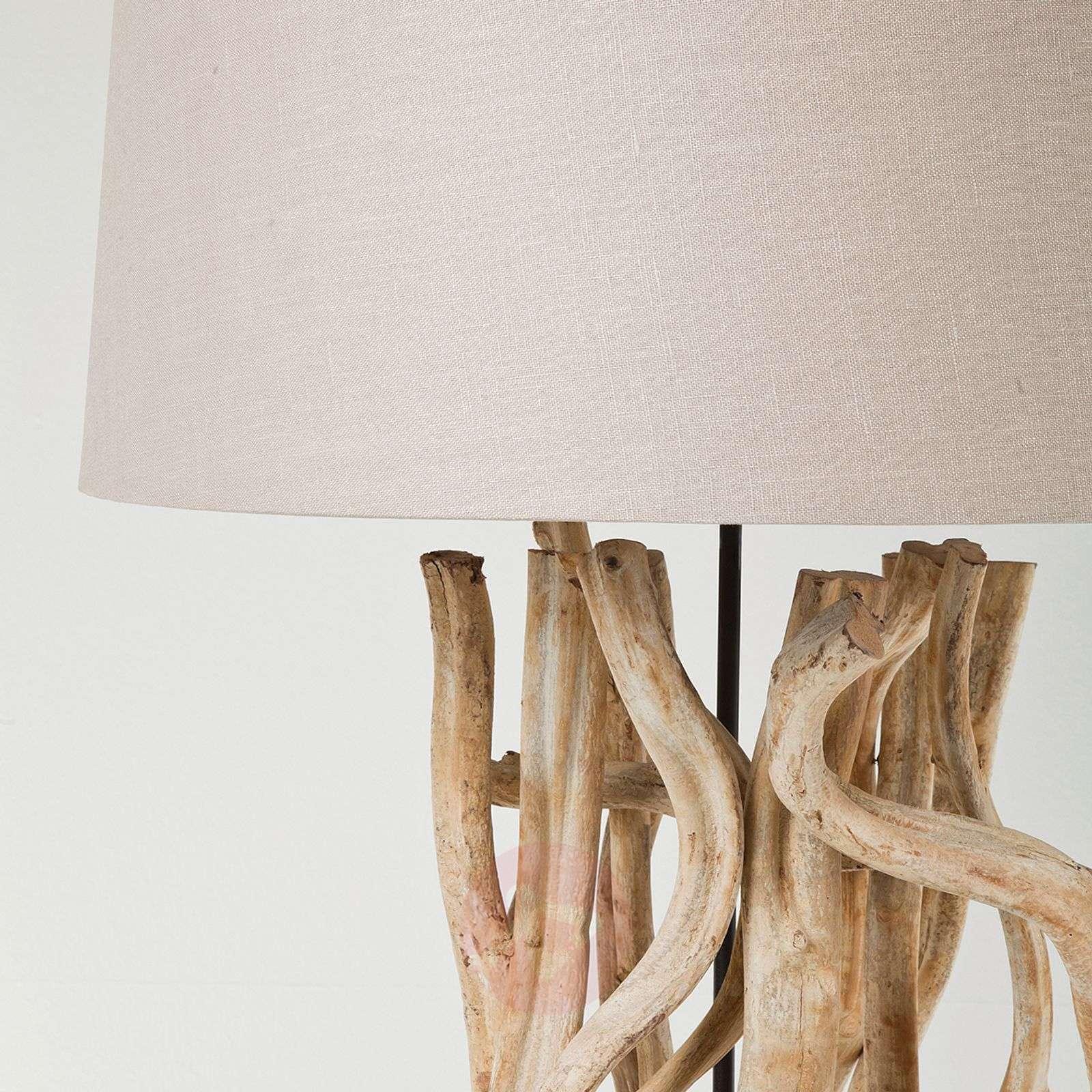 KARE Scultra natural-looking floor lamp-5517463-01