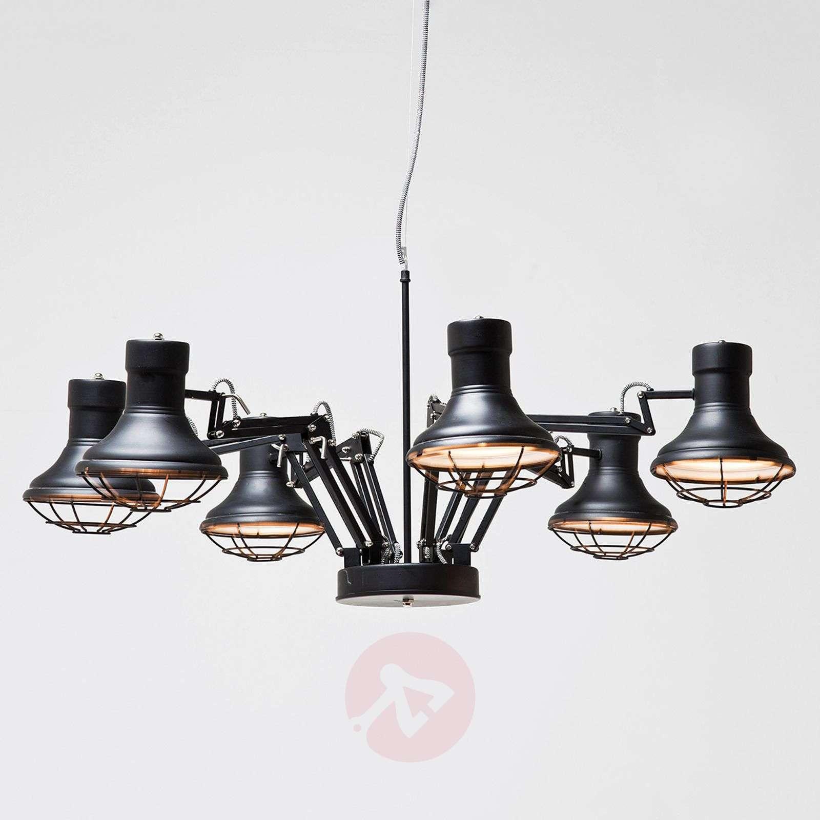 KARE Spider Multi designer hanging light-5517346-01