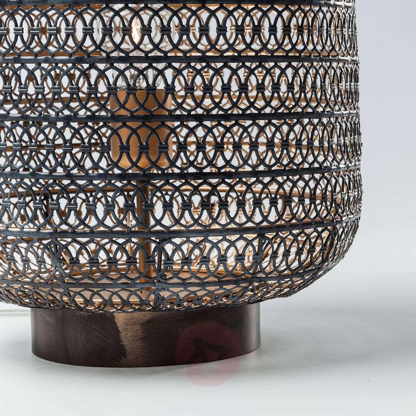 KARE Sultans Palace steel floor lamp-5517517-01