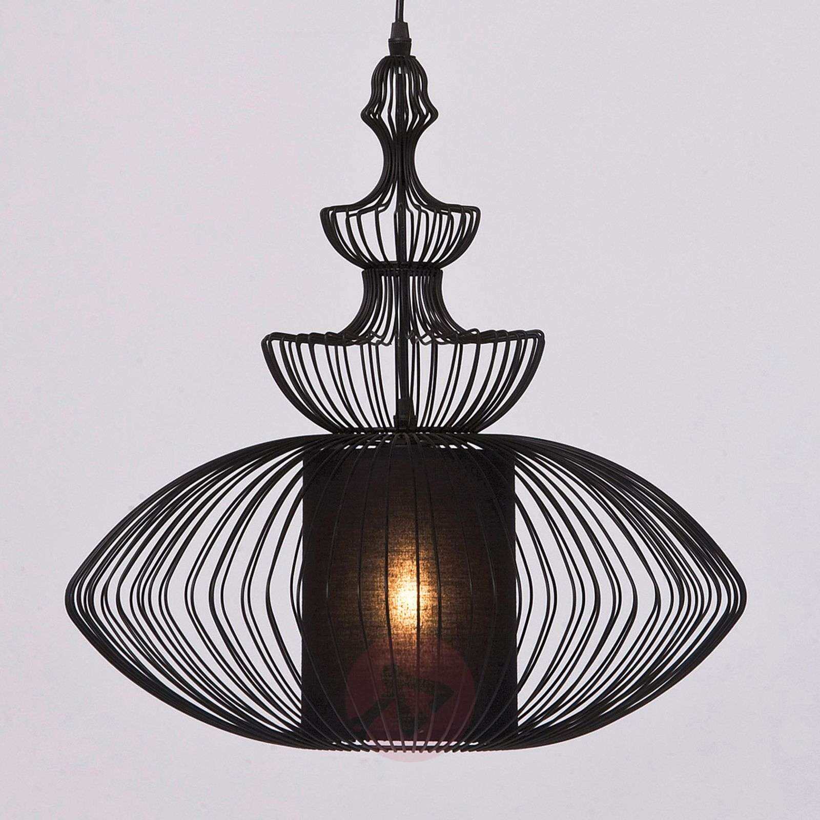 KARE Swing Iron oval hanging light-5517175-01