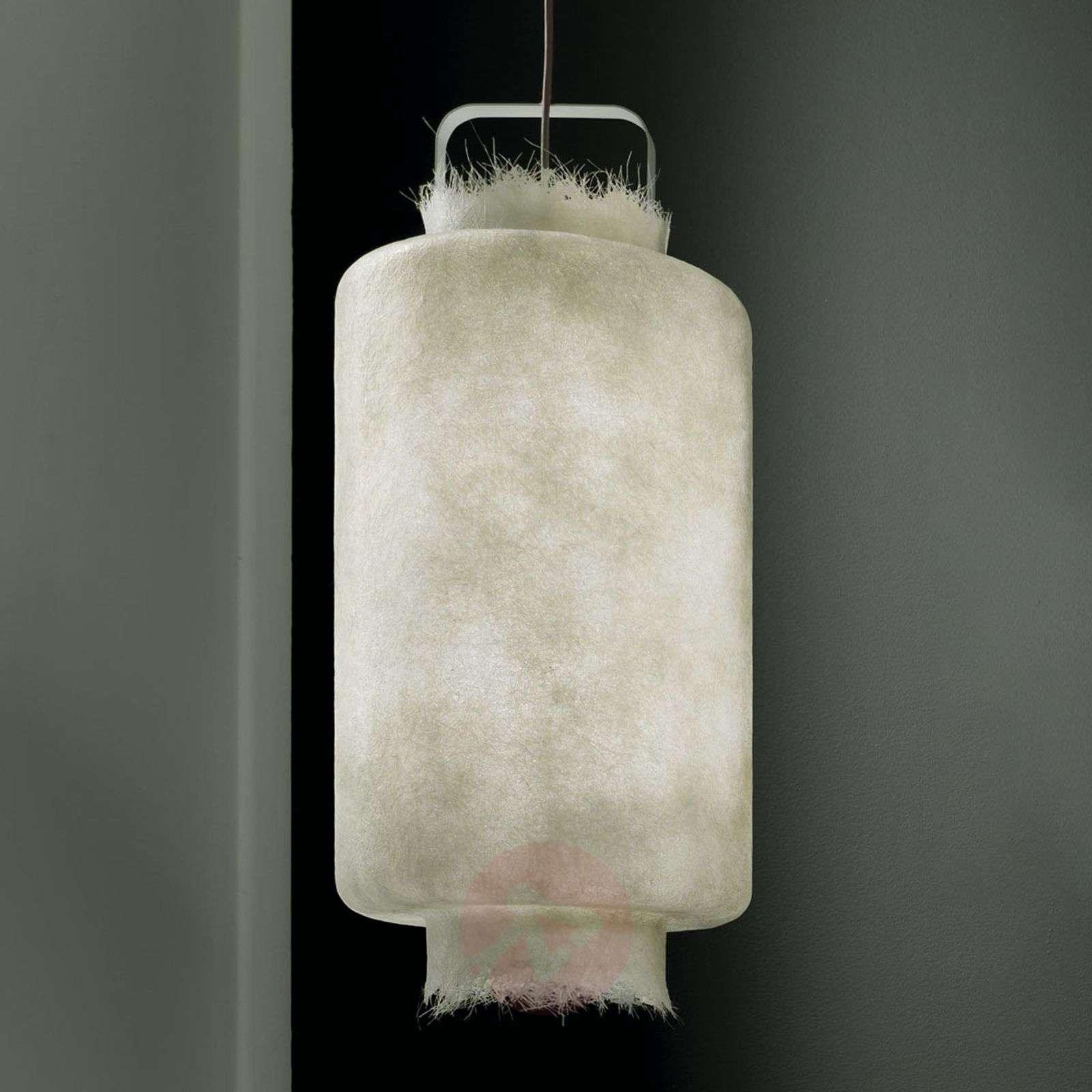 Karman Kimono white LED hanging light-5542066X-01