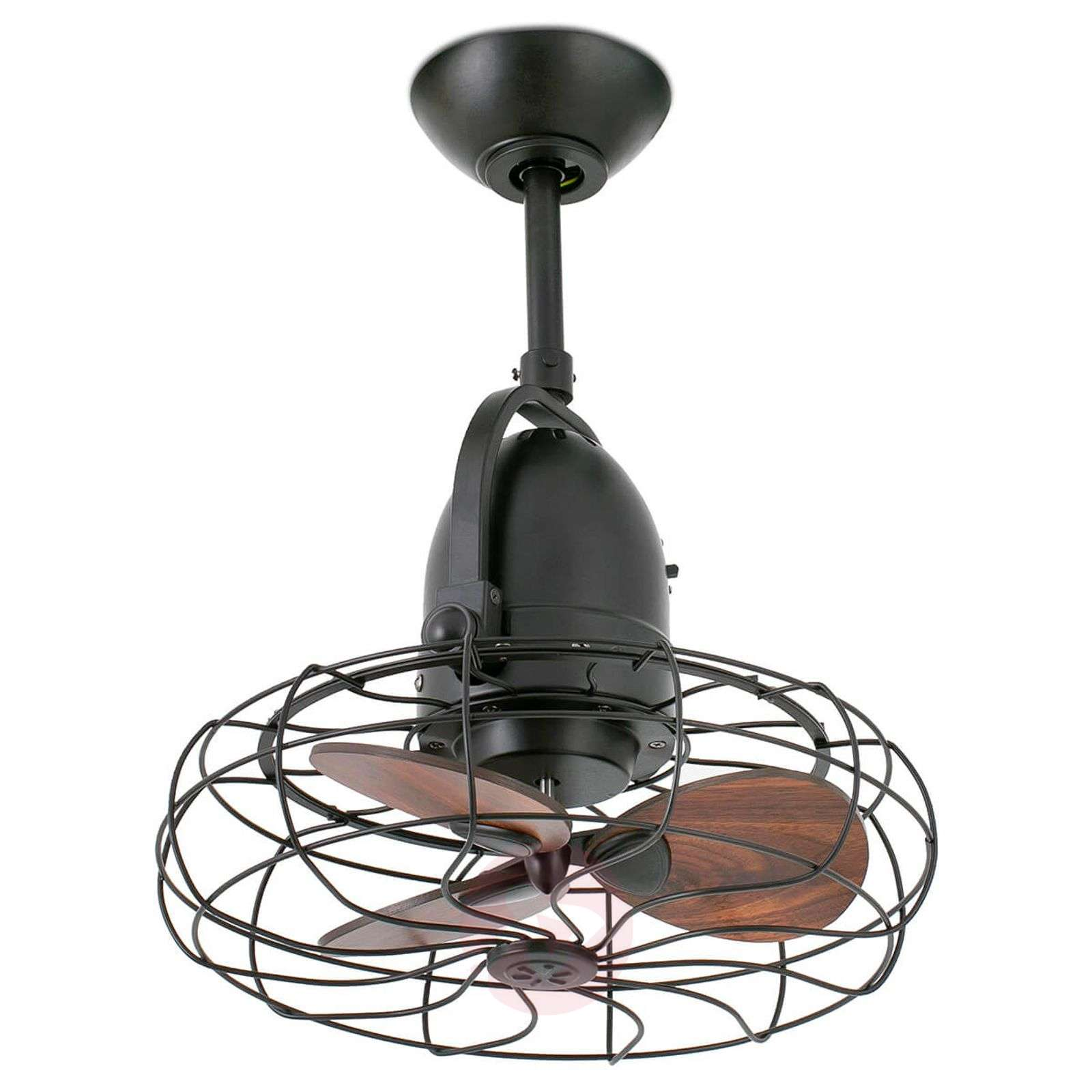 Keiki ceiling fan with a retro look-3505397-01