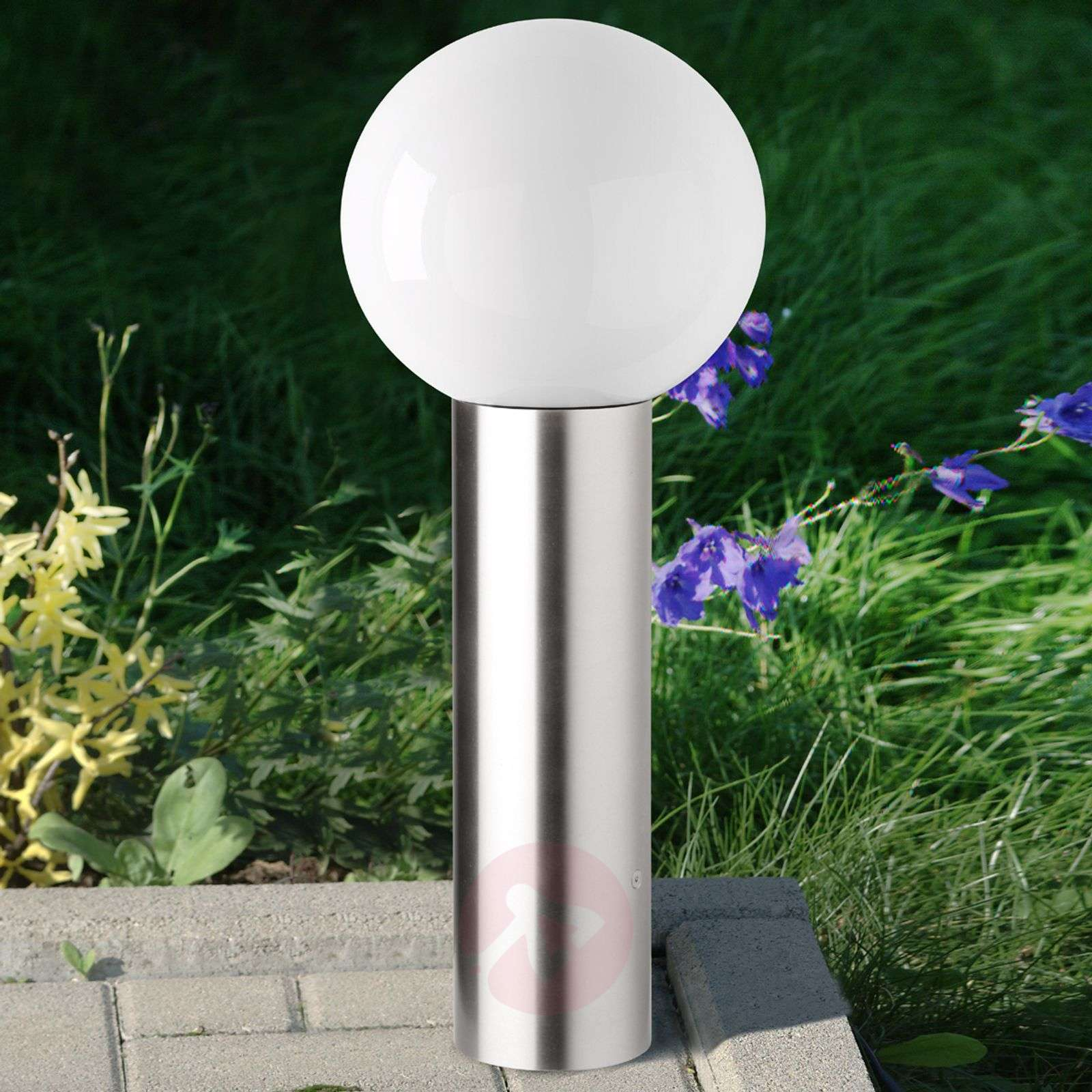 Kekoa decorative stainless steel pillar light-2011202-01