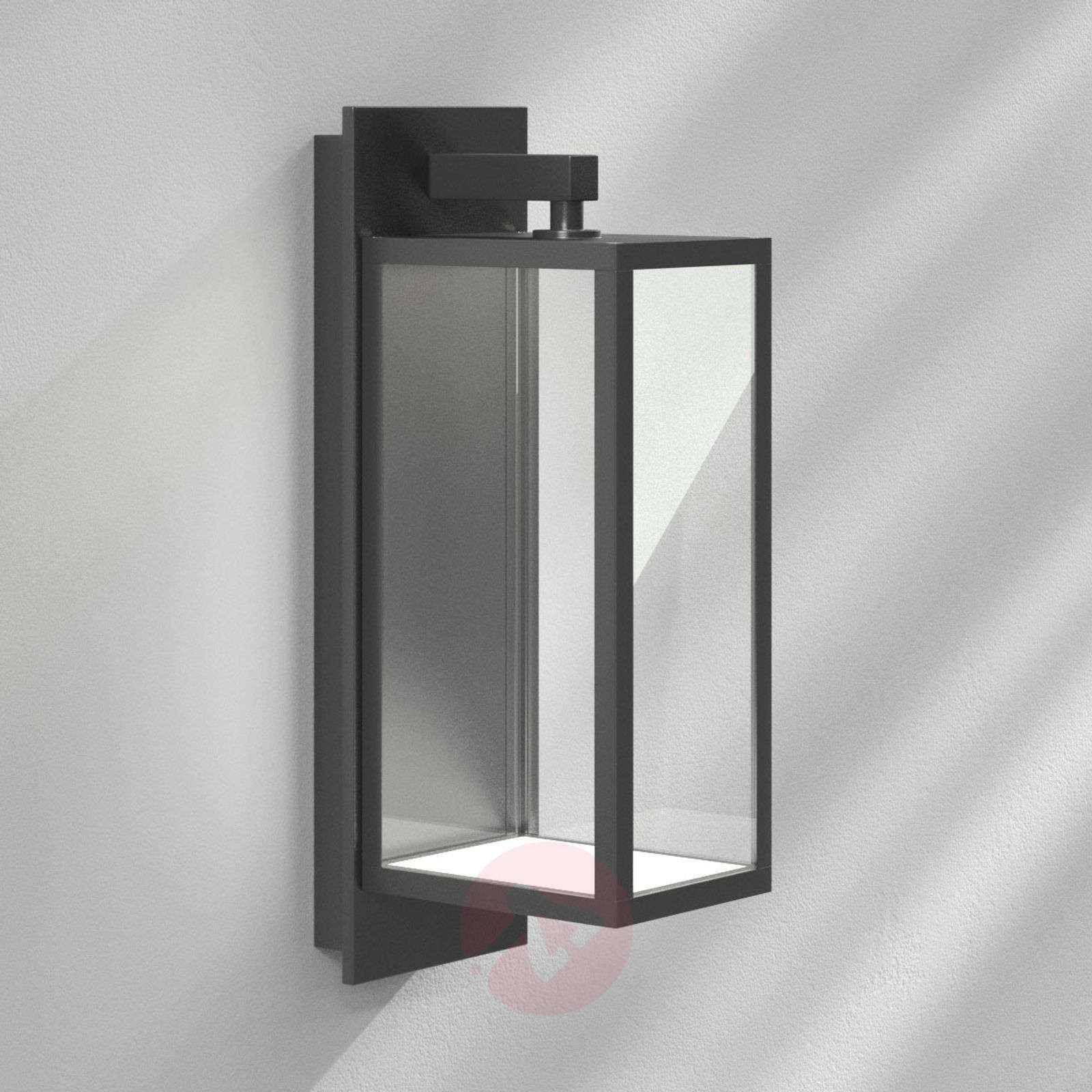 Kerala LED outdoor wall light with a lantern form-3507327-01