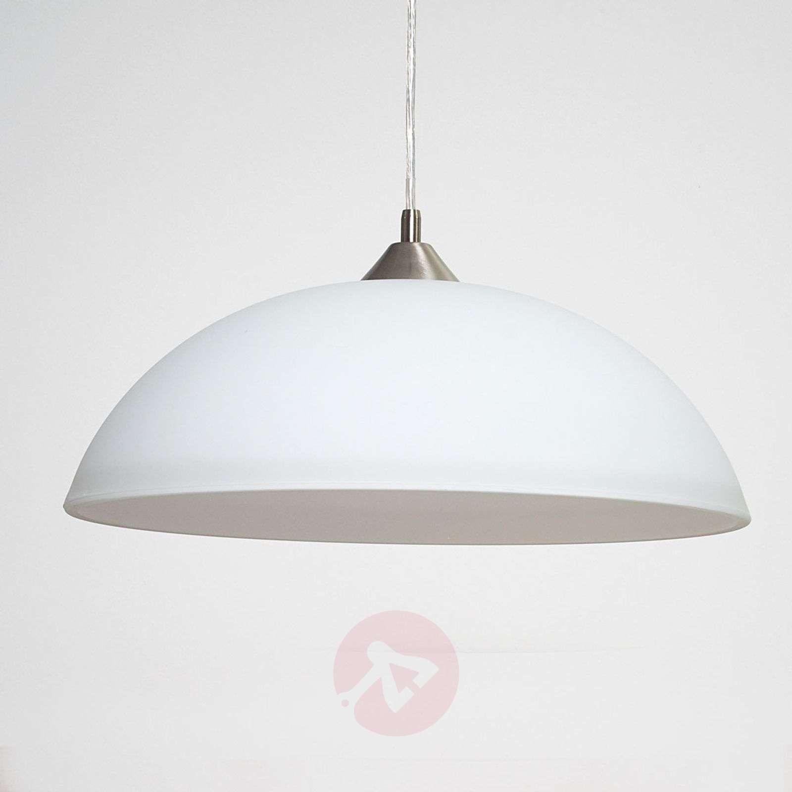 Kinga Hanging Light Classic Shape Nickel-7253786-02
