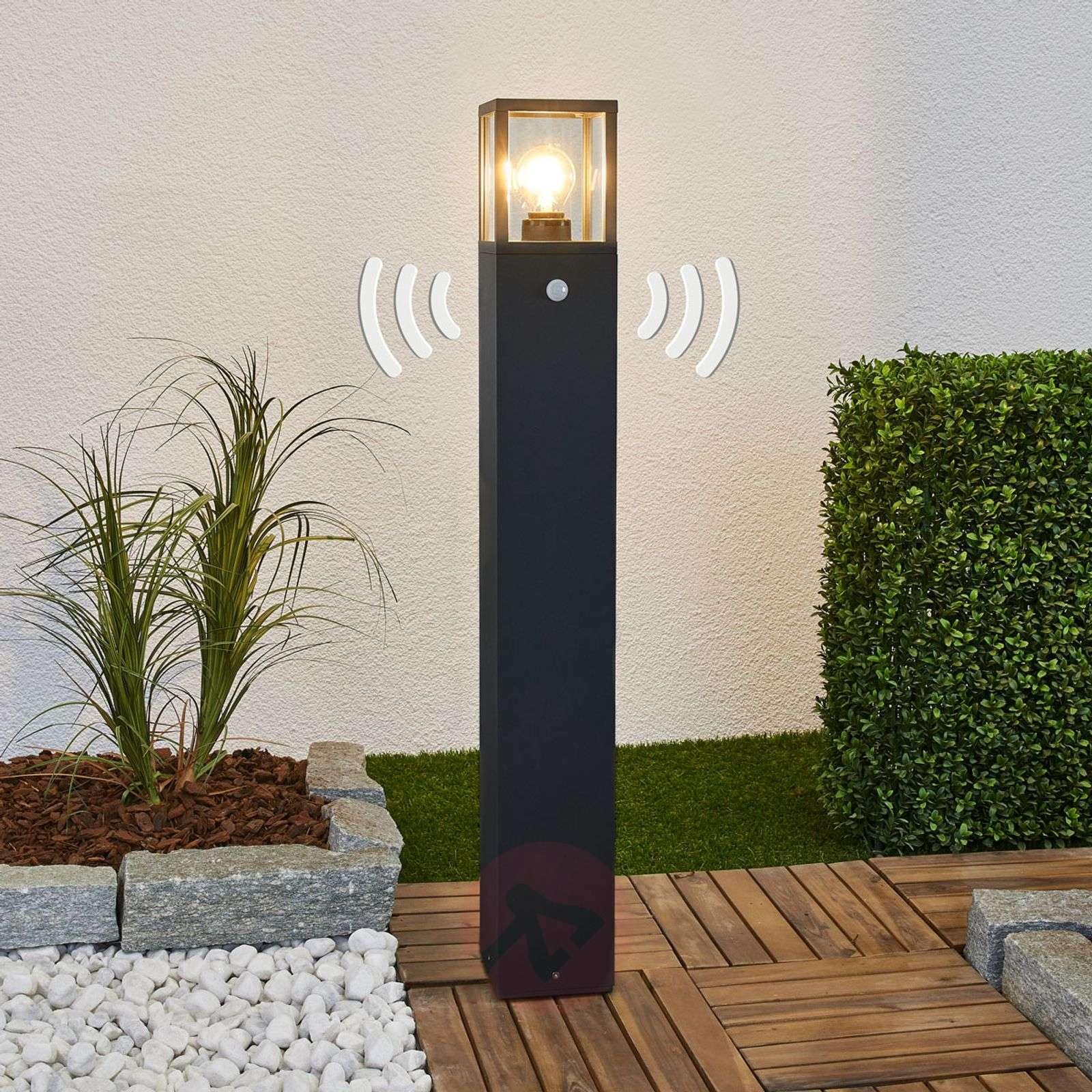 Sierstrip Chroom Badkamer : Klemens motion sensor path light angular shape lights.ie