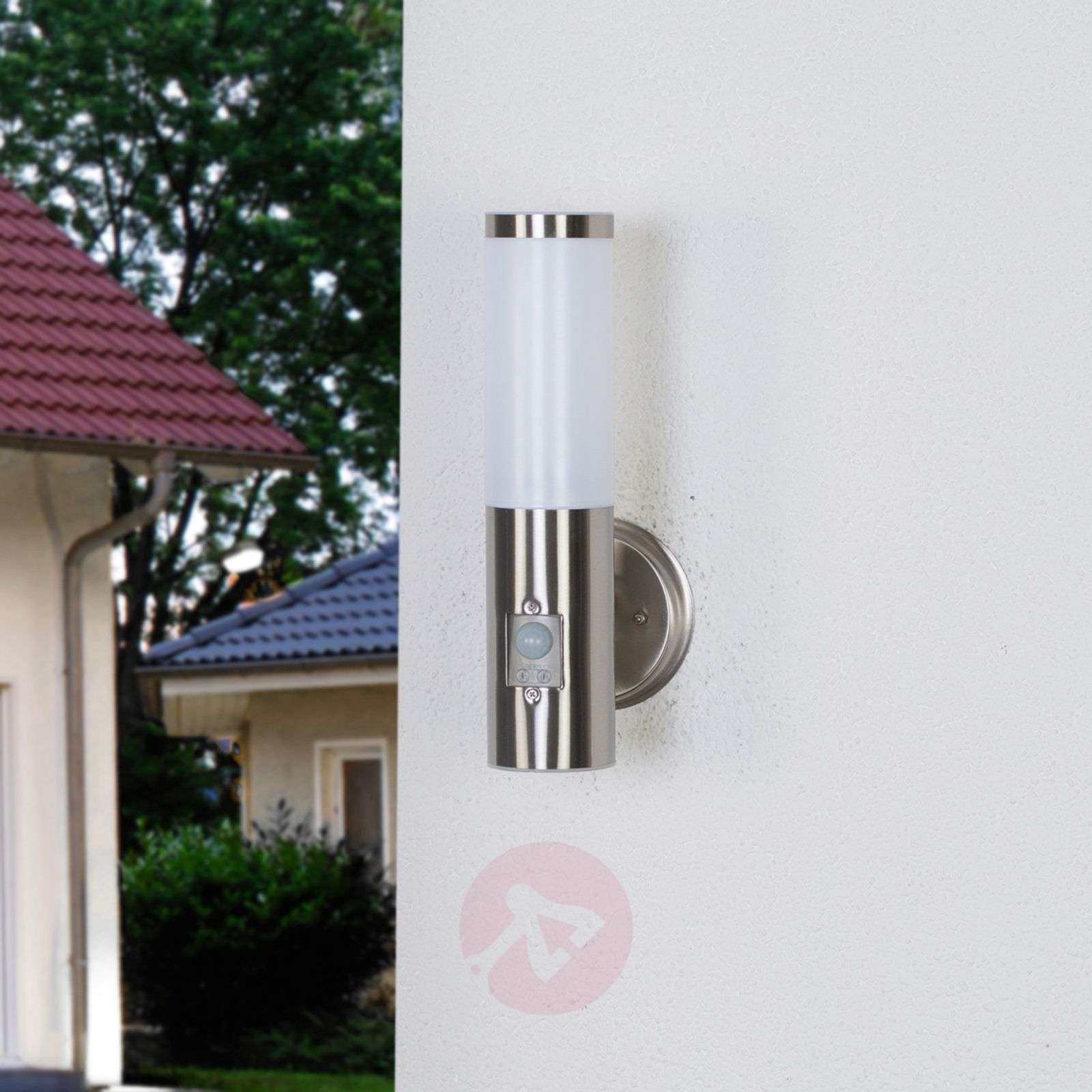 Kristof stainless steel sensor outdoor wall light-9972054-03