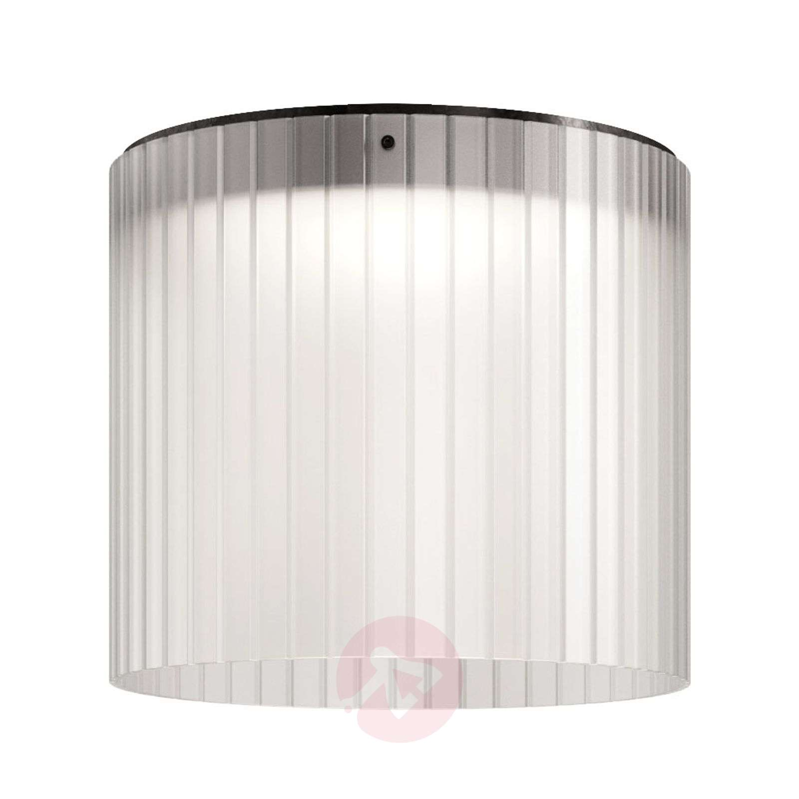 Kundalini Giass LED ceiling light, Ø 40 cm-5520223X-01