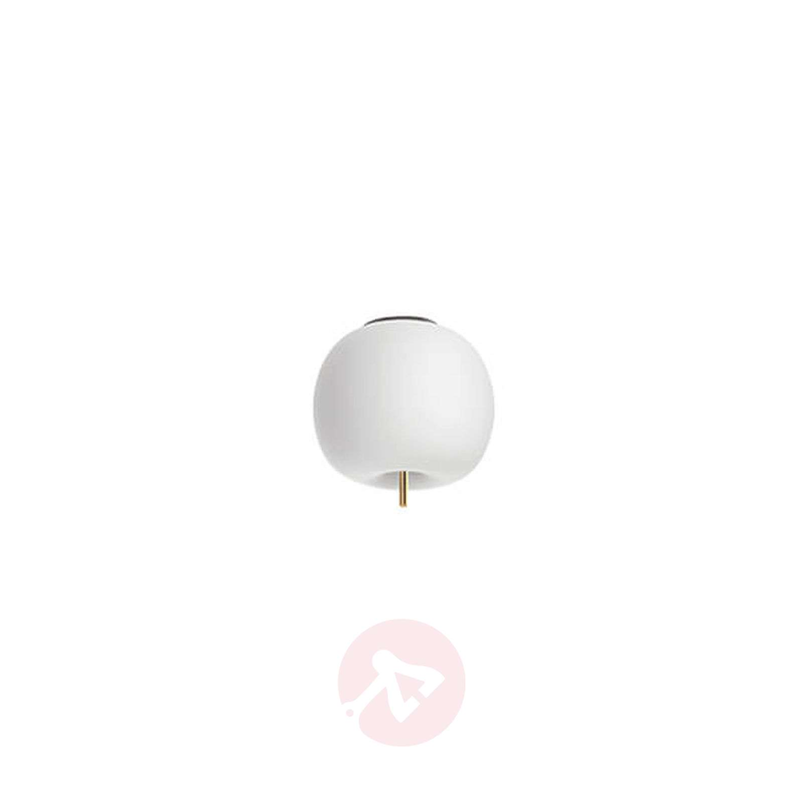 Kundalini Kushi LED ceiling light brass-5520189X-08