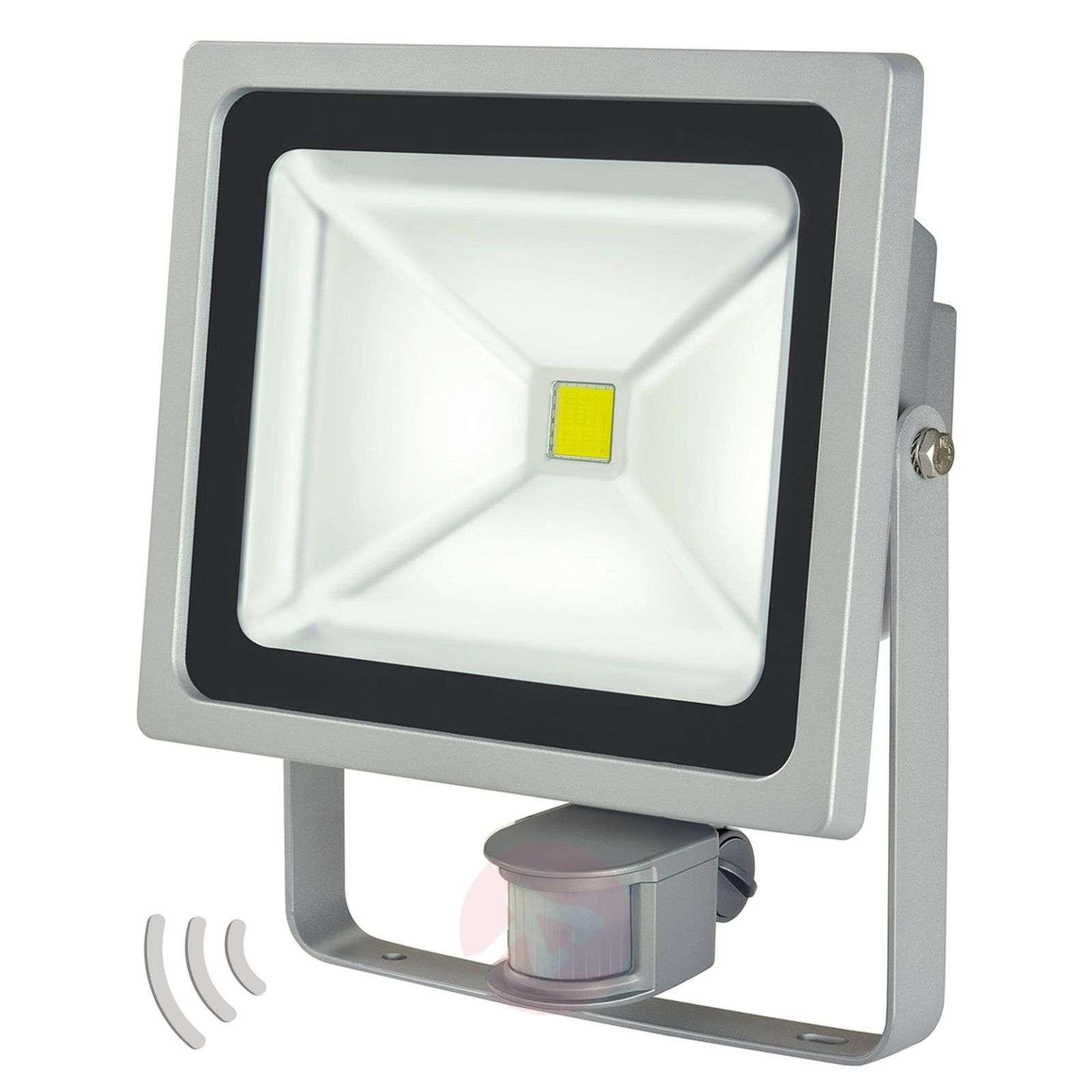 L CN 150 LED outdoor wall spotlight, sensor, 50W-1540189-02