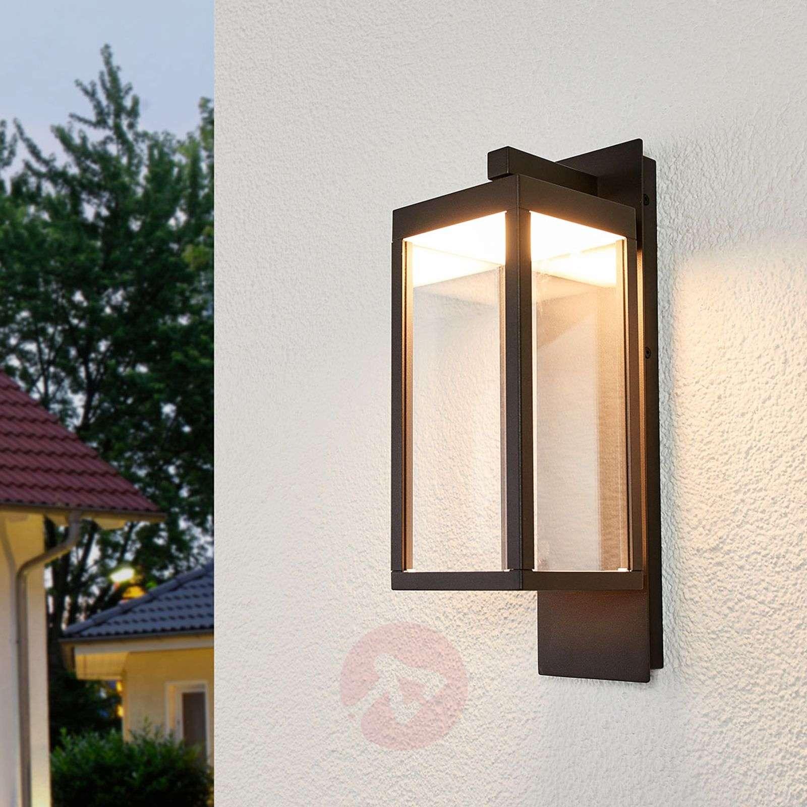 Lantern-shaped LED outdoor wall light Ferdinand-9619149-03