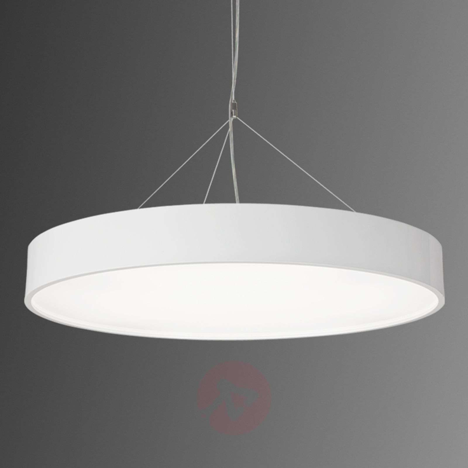Hanging Can Lights: Large LED Hanging Light Module P945 Round White