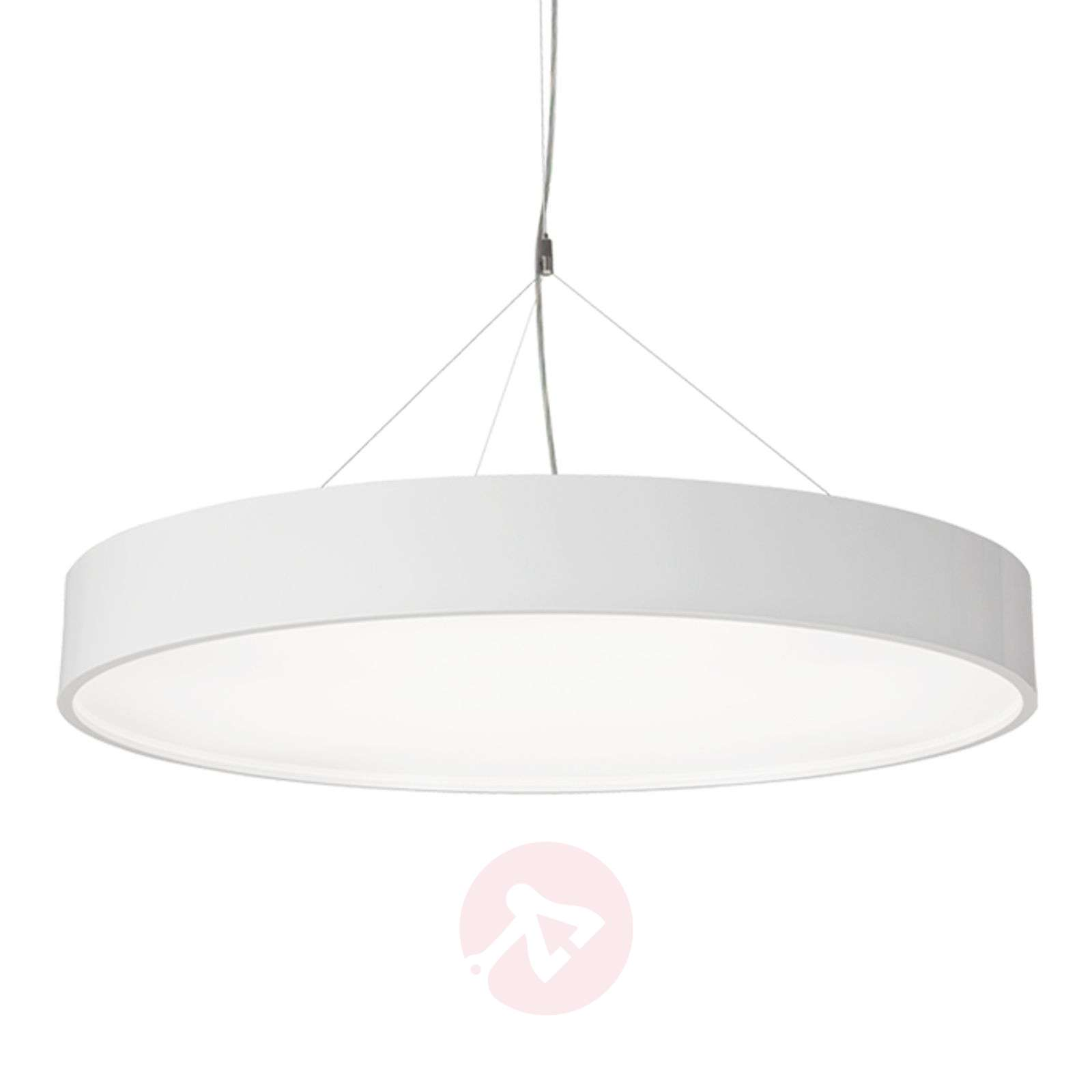 Large LED hanging light Module P945 Round White-6040191-01