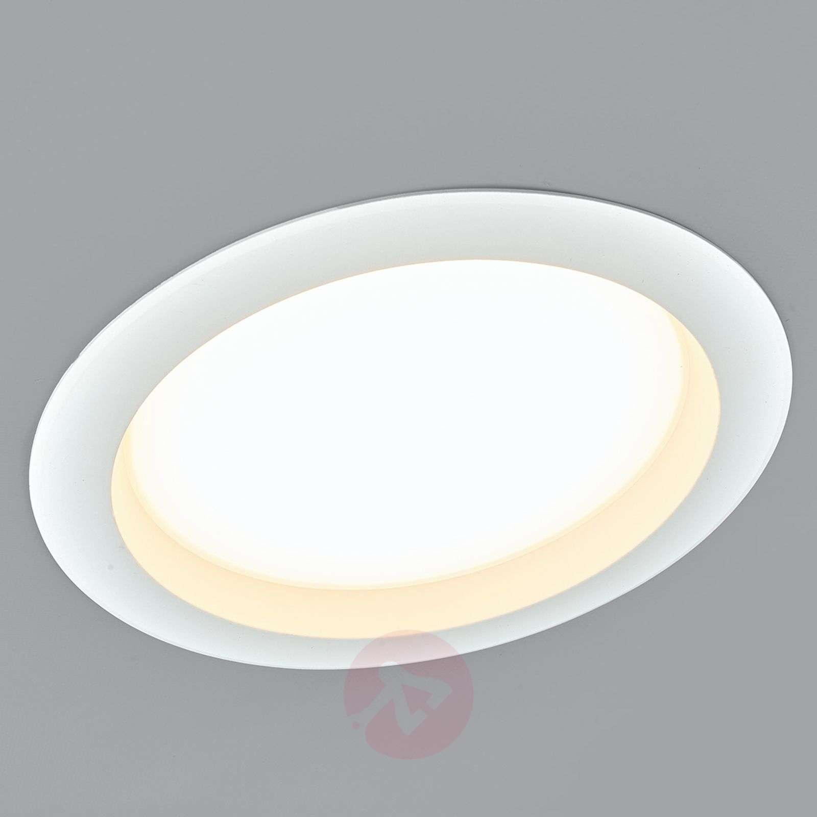 Large Led Recessed Spotlight Arian 24 4 Cm 22 5w Lights Ie