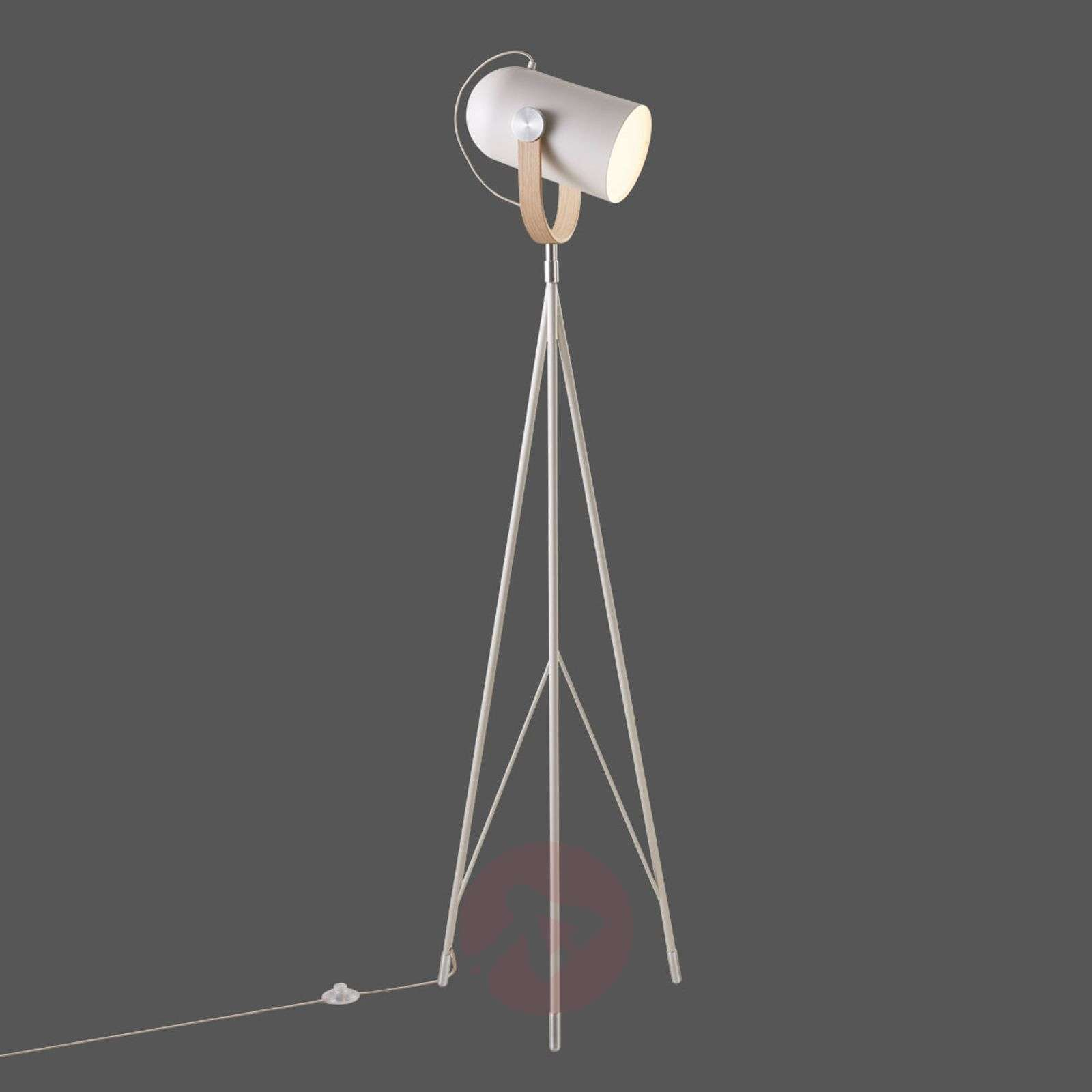 LE KLINT Carronade high floor lamp, sandy-coloured-6086102-01