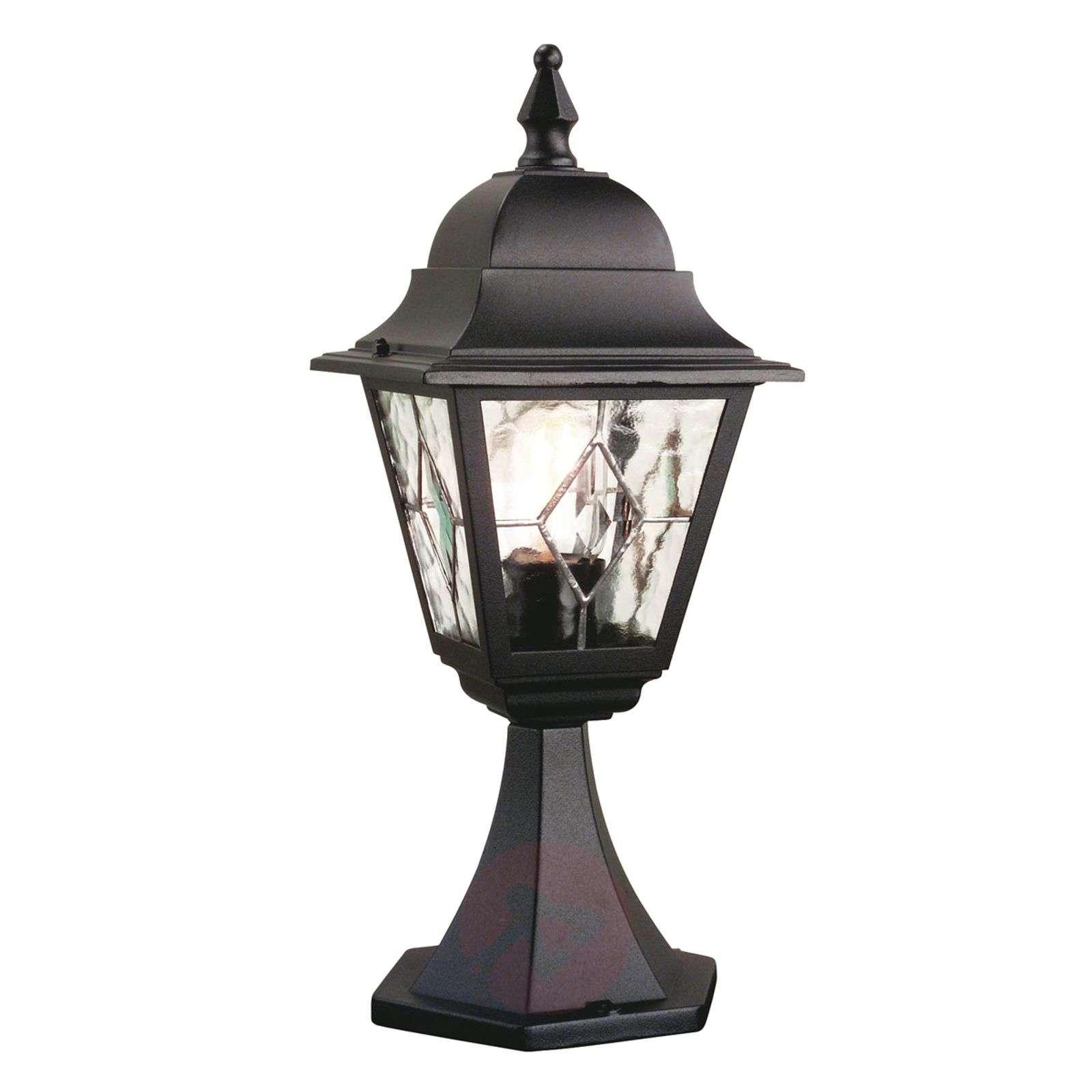 Lead glazed pillar light Norfolk-3048425-01