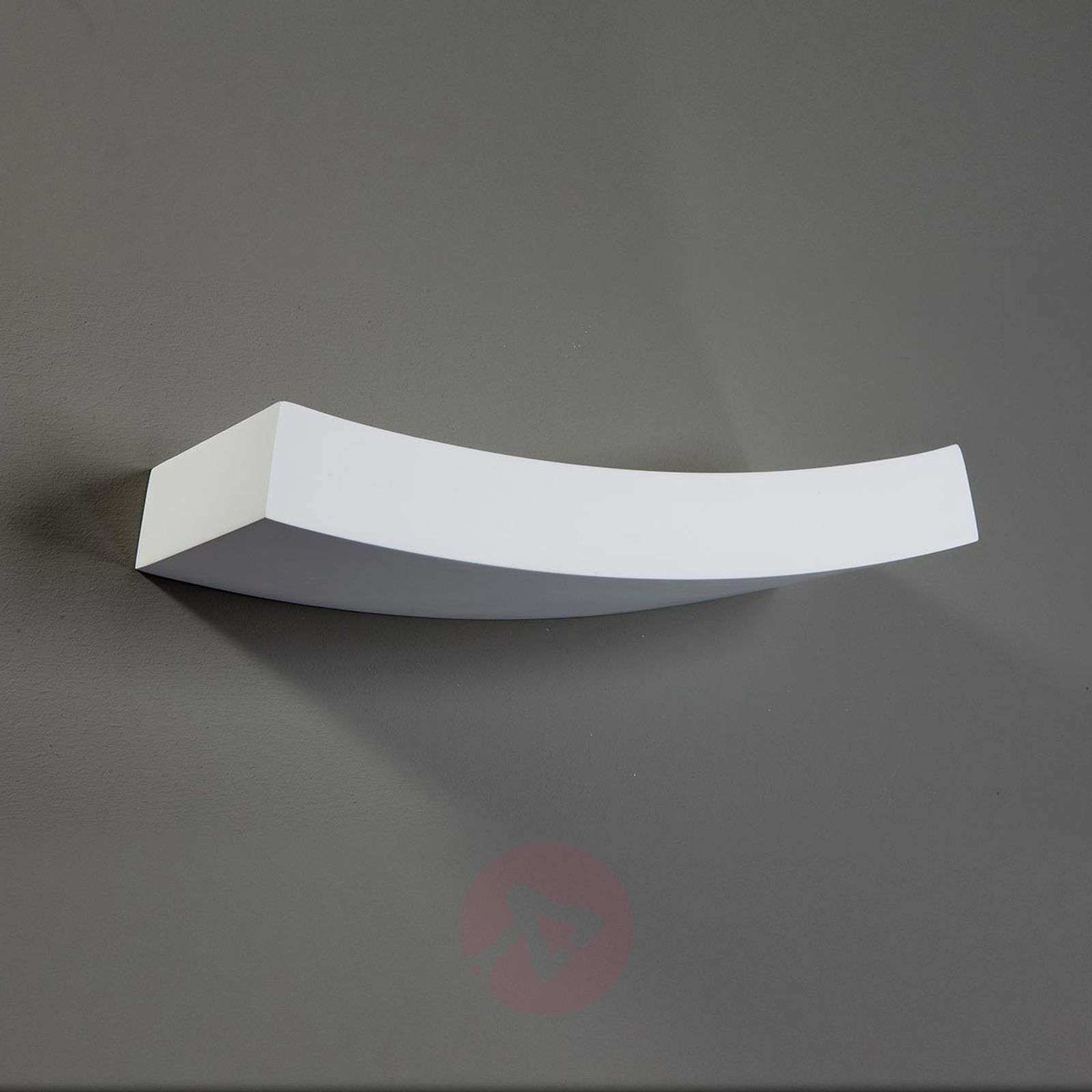 Leander Wall Light Slightly Curved Paintable-9613004-01
