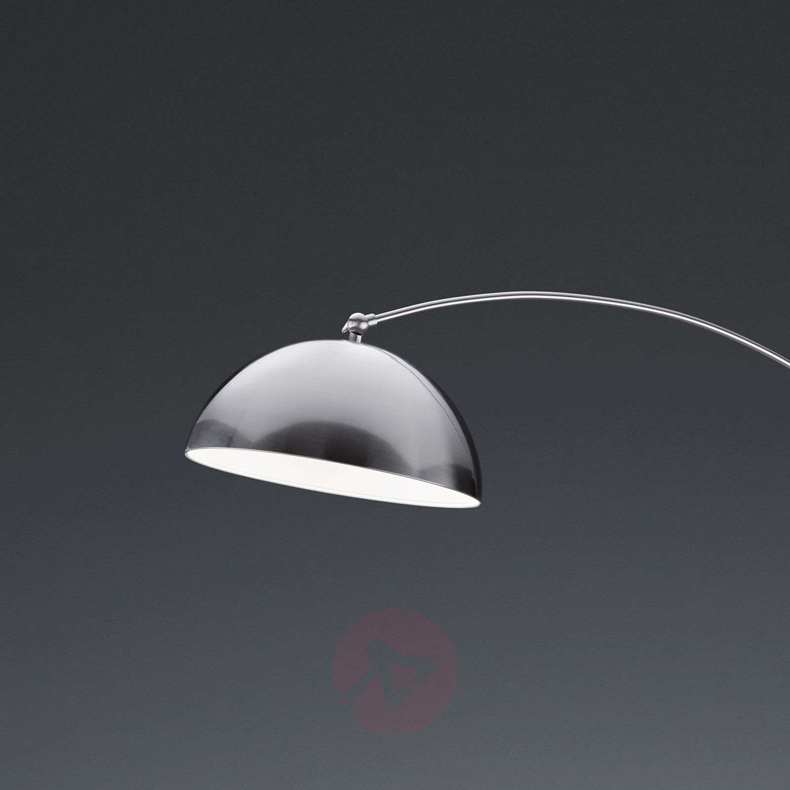 LED arc lamp Florestan with built-in dimmer-9005003-01