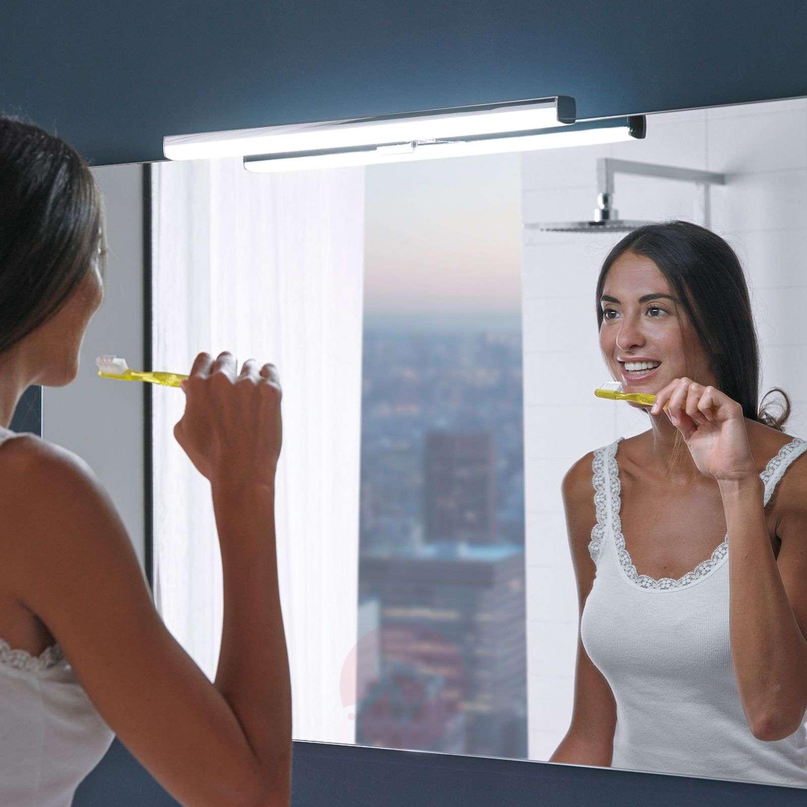 LED bathroom mirror light Atlaswith remote control-3052037-06