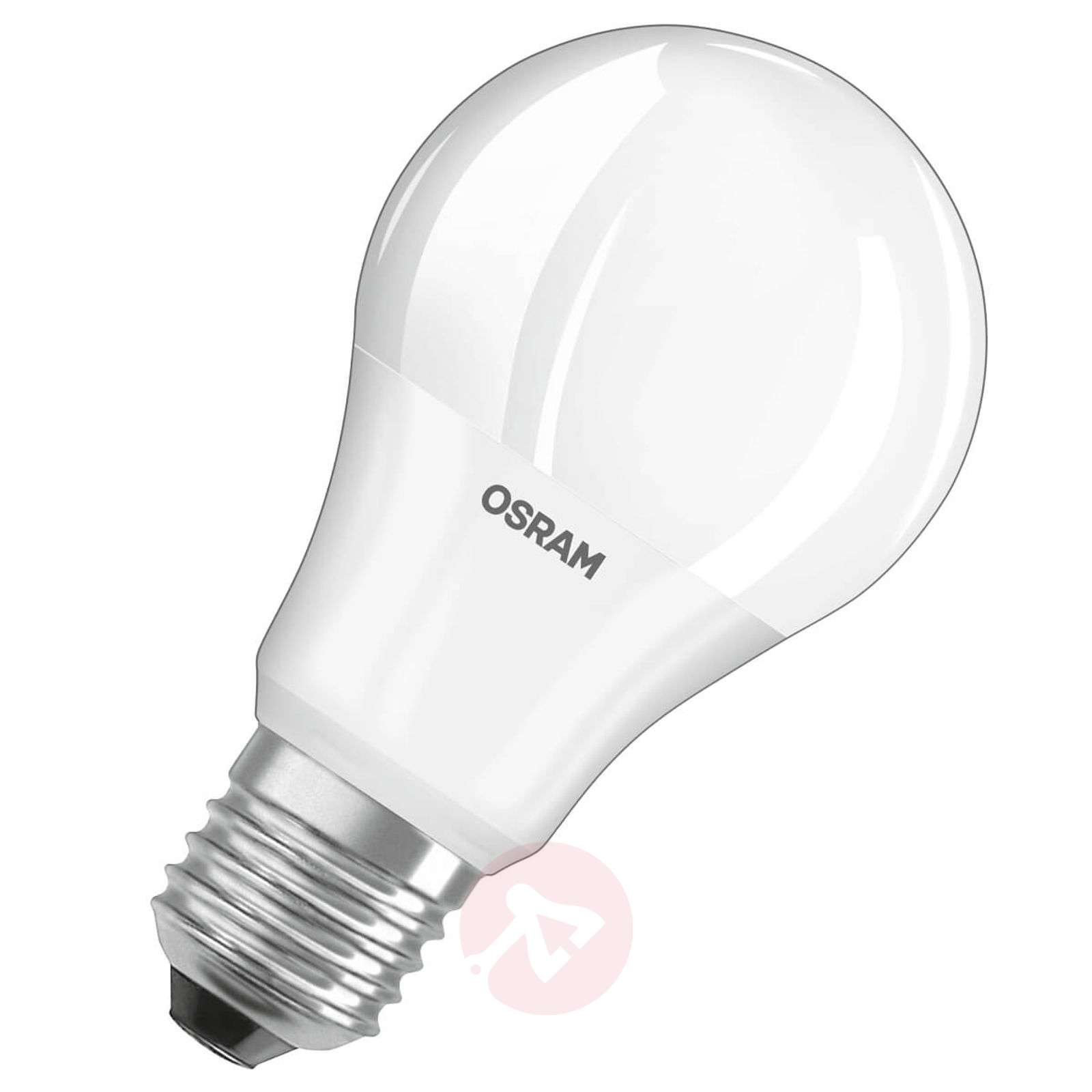 LED bulb E27 10.5 W, cool white, set of 3-7262106-01