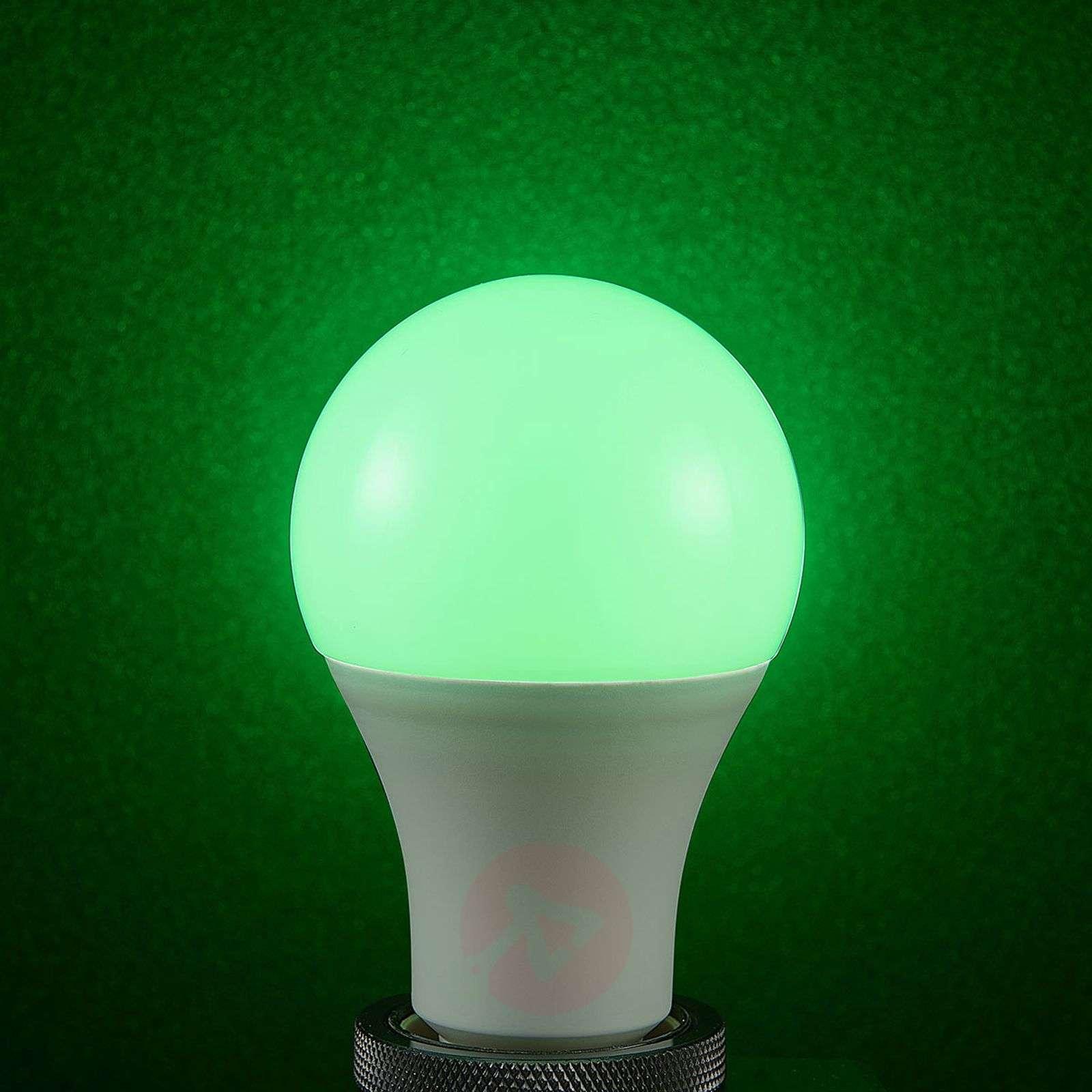 LED bulb WiFi E27 10 W, 2,700 K, RGB, dimmable-9971013-09