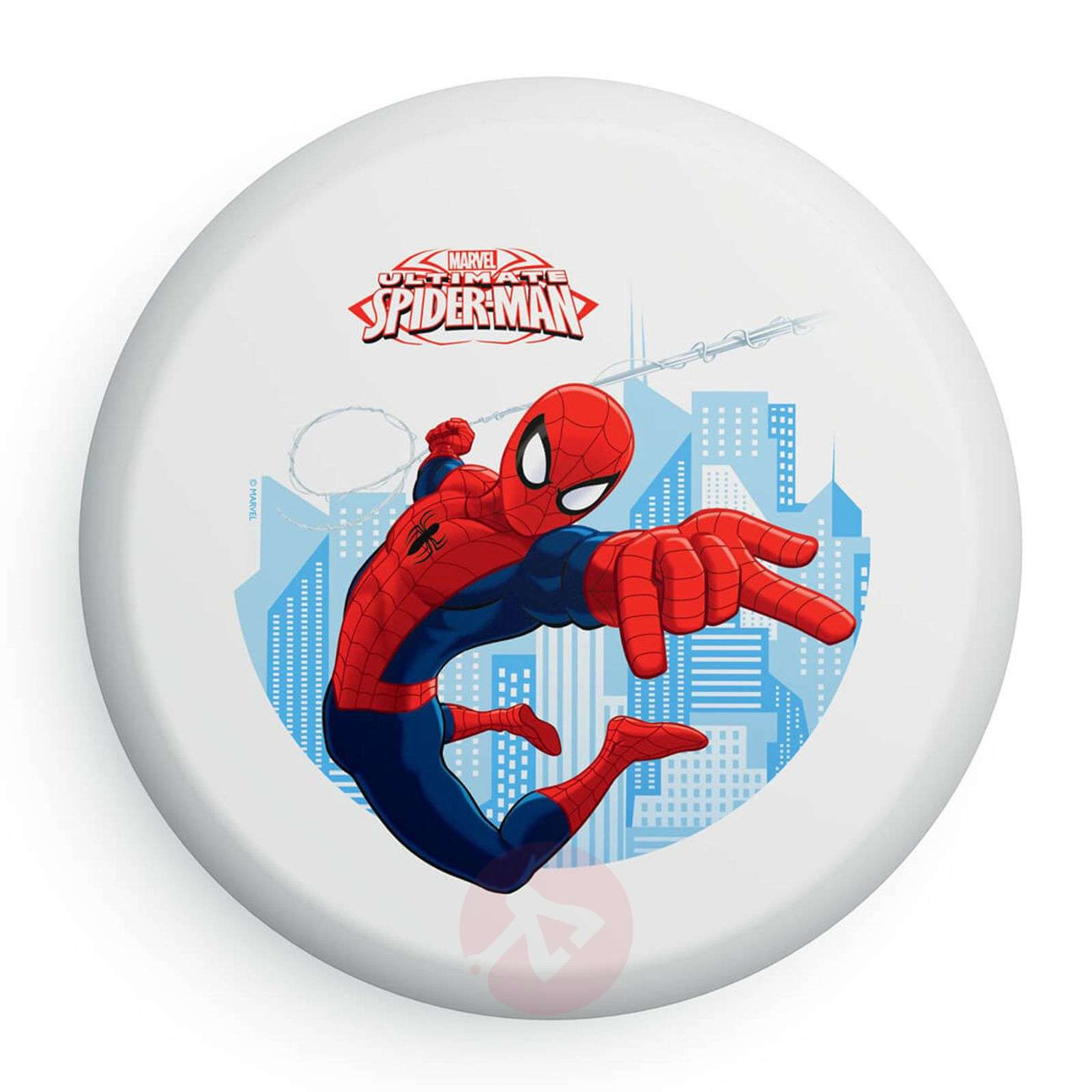 ... LED Ceiling Lamp Spiderman 7534021 02 ...